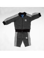 Adidas Superstar Sweat Suit Black-White