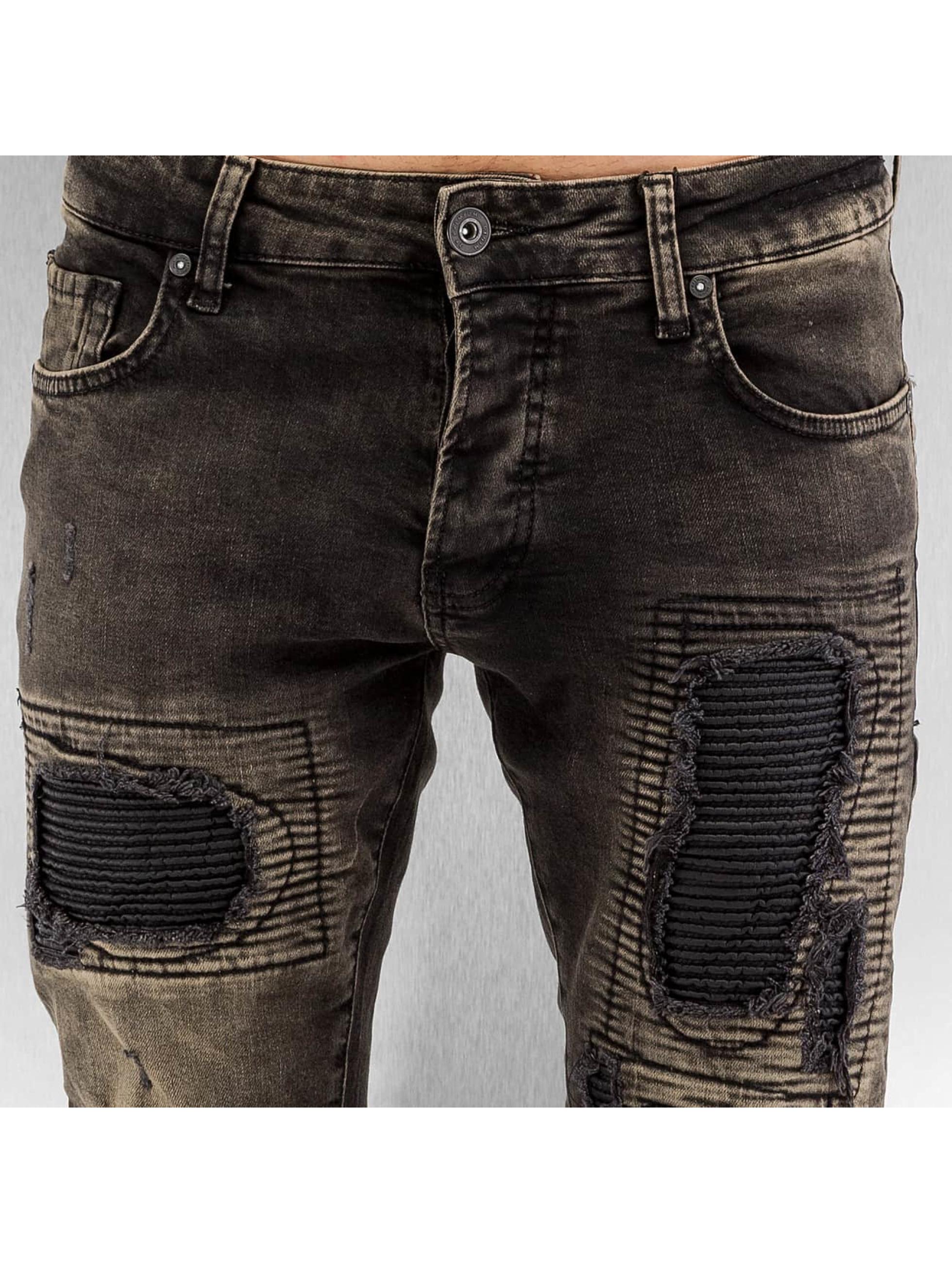 2Y Skinny Jeans Norwich black