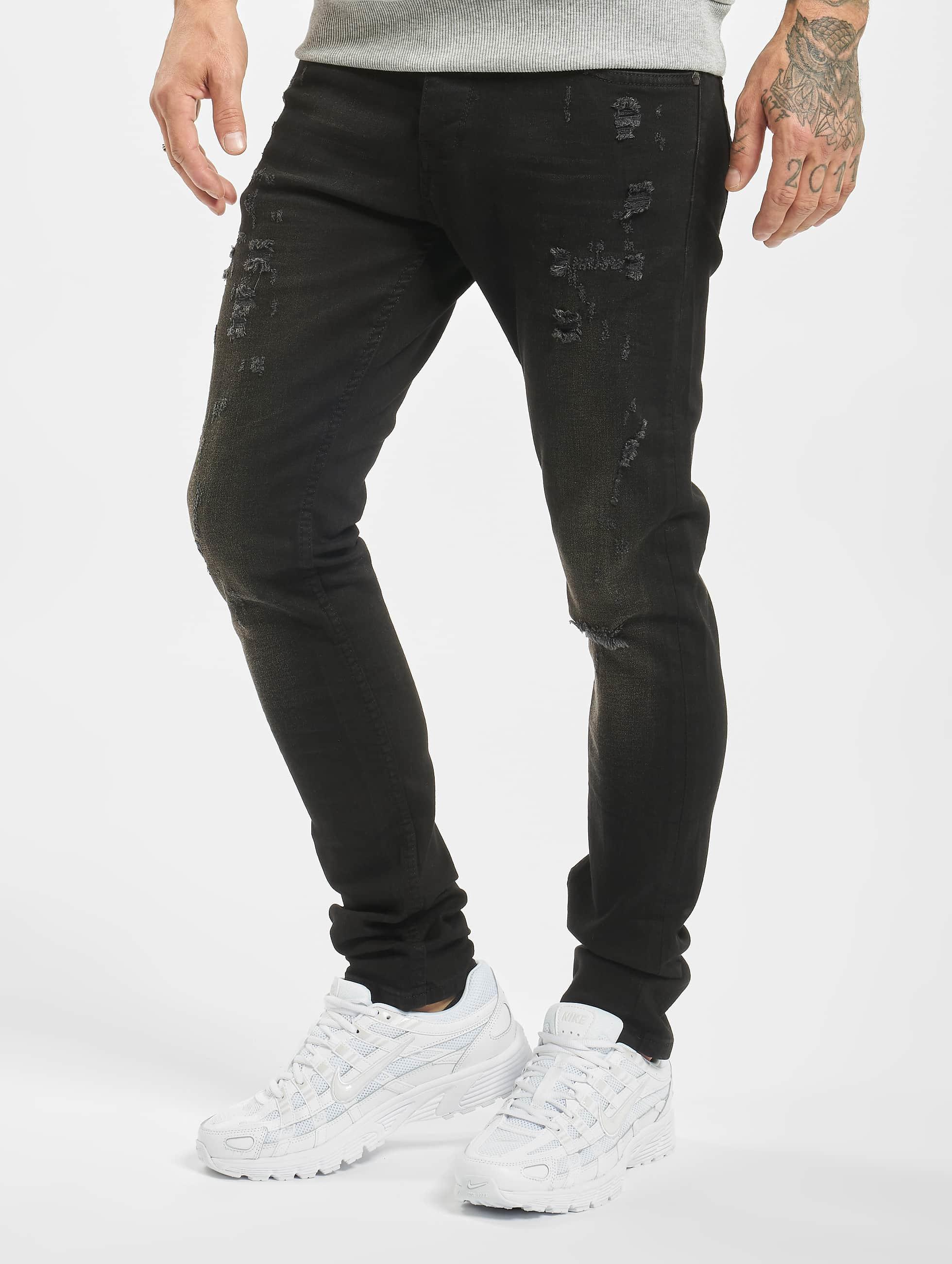2Y Skinny Jeans Used black