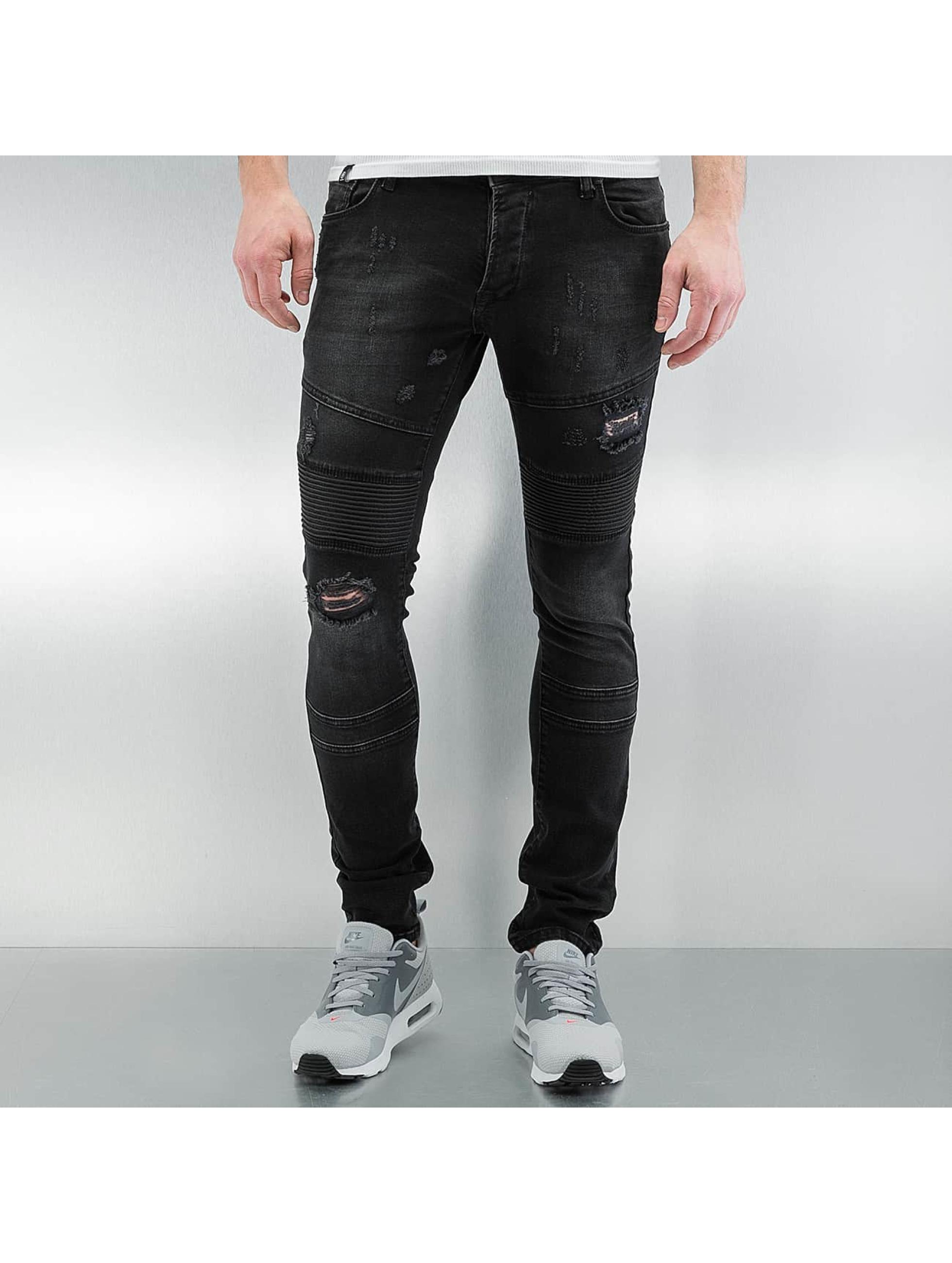 2Y Skinny Jeans Sintra black
