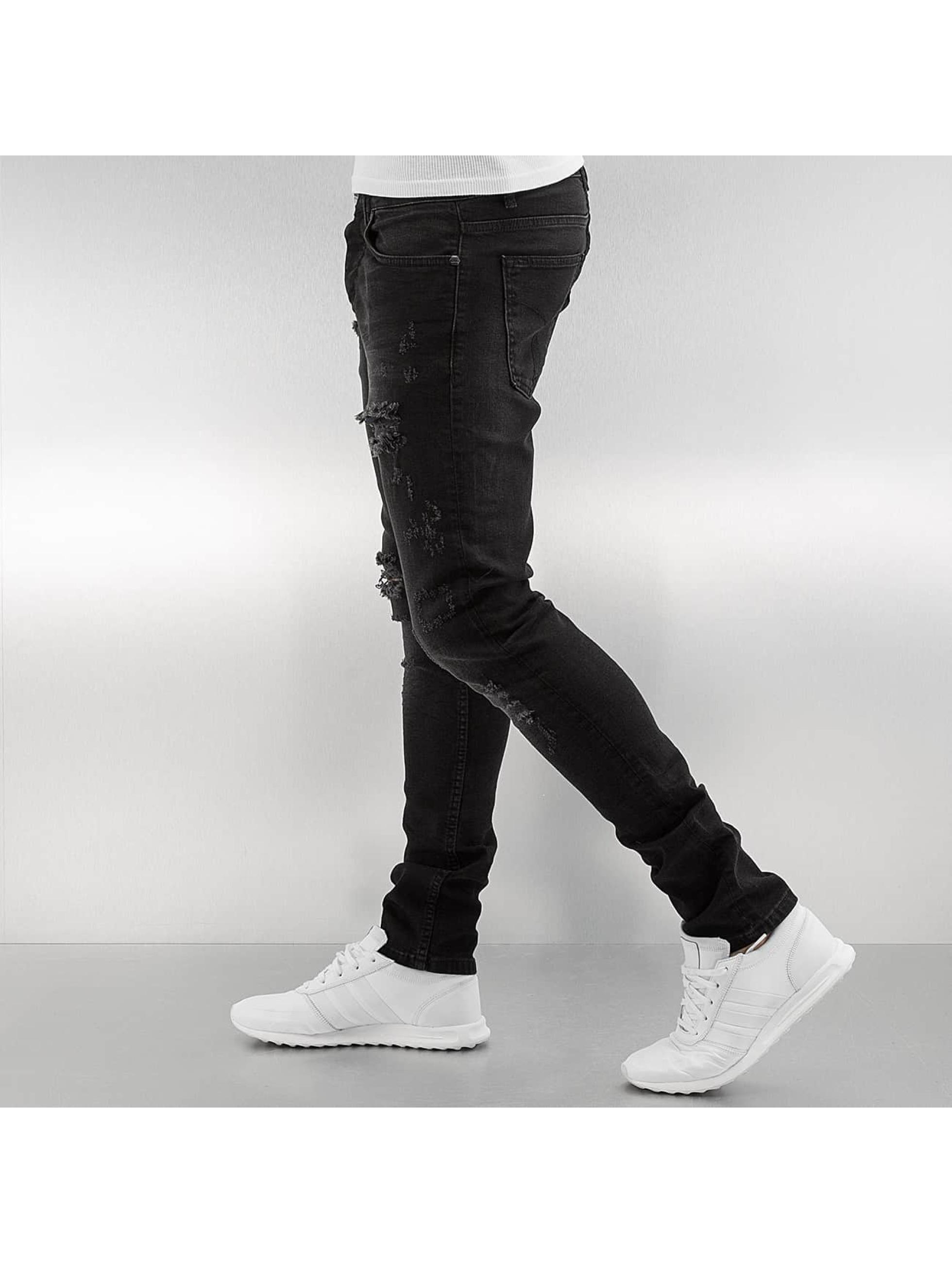 2Y Skinny Jeans Carlisle black