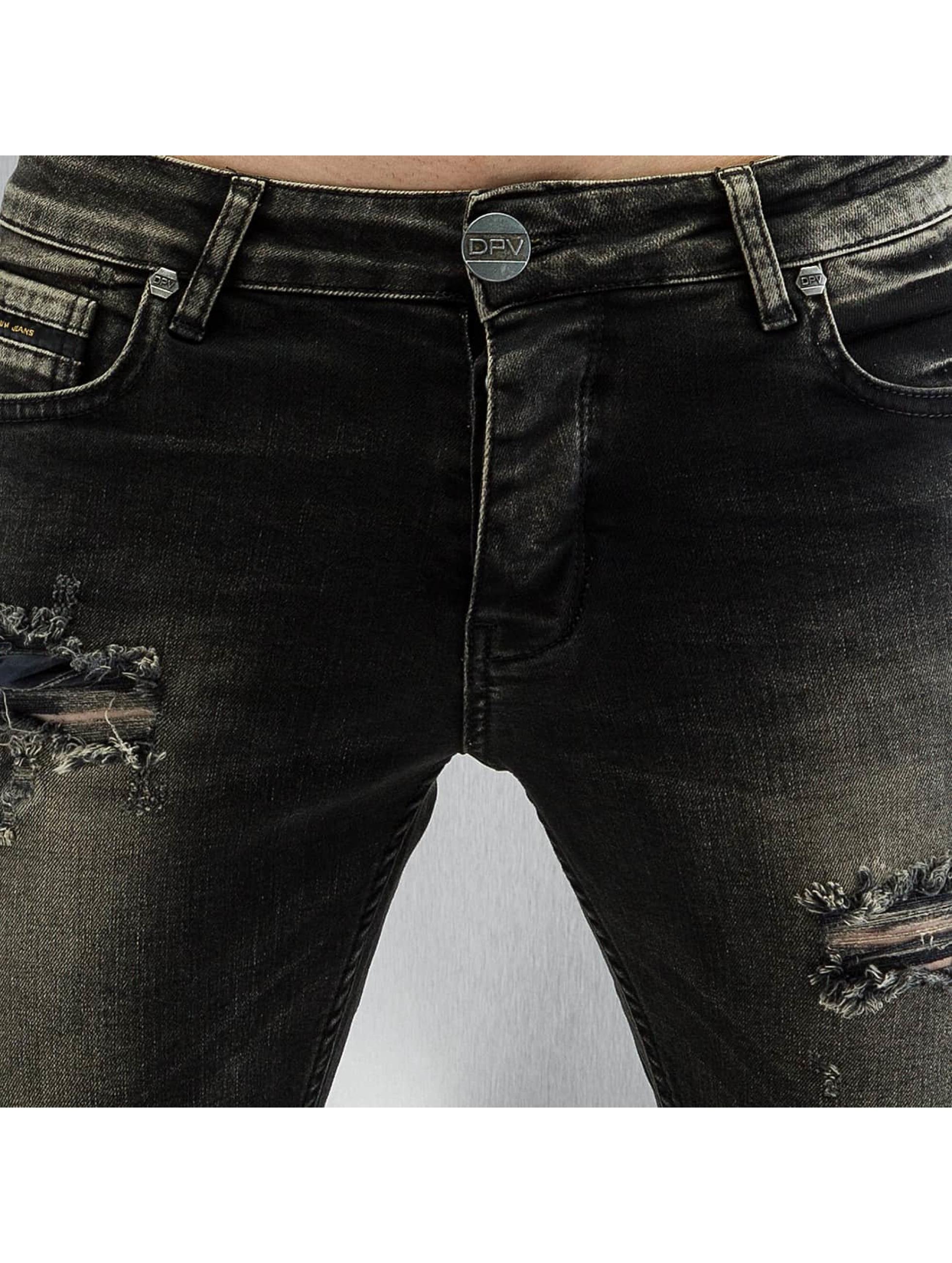 2Y Skinny Jeans Cascais black