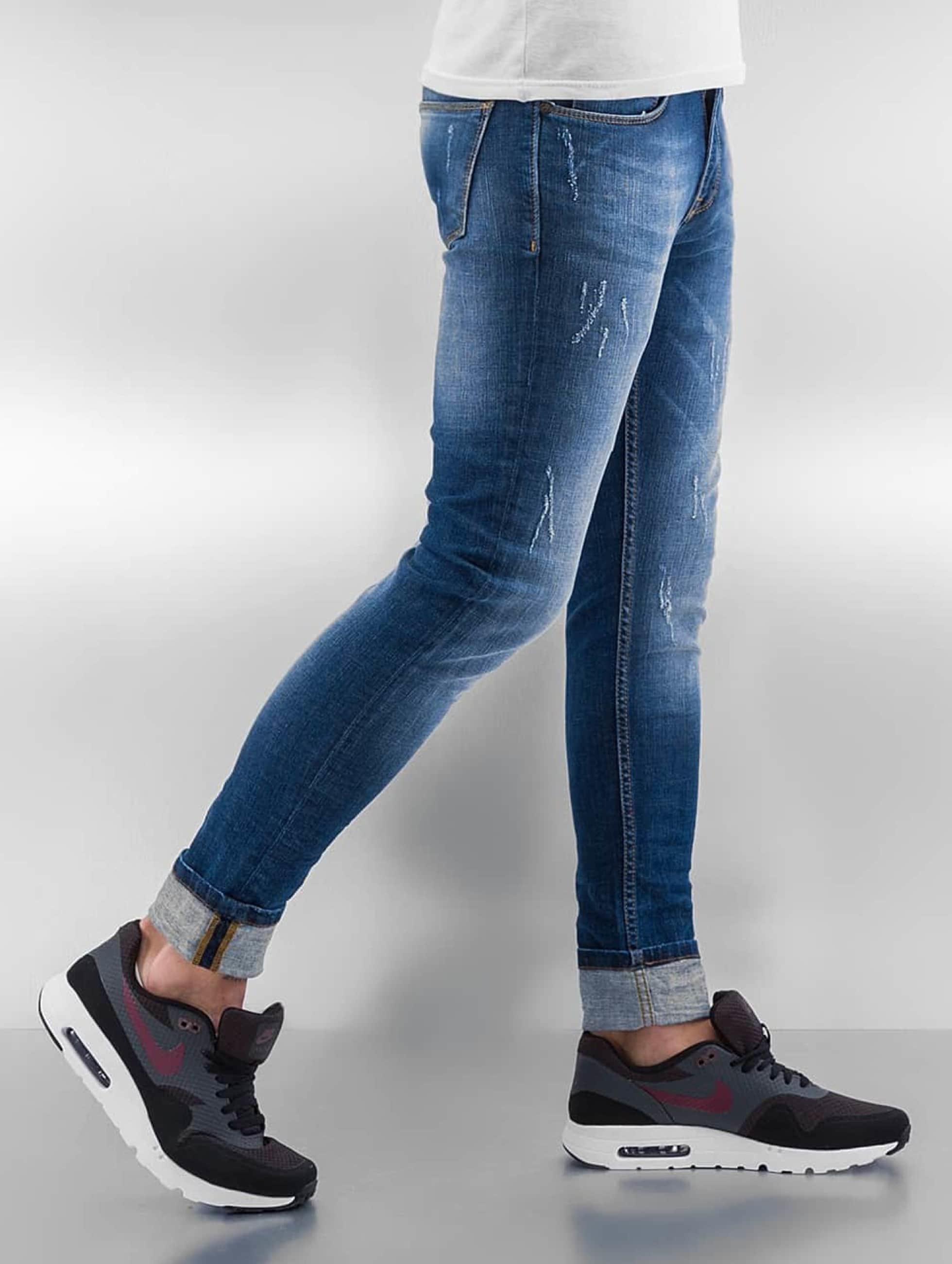2Y Skinny Jeans Ypern blue