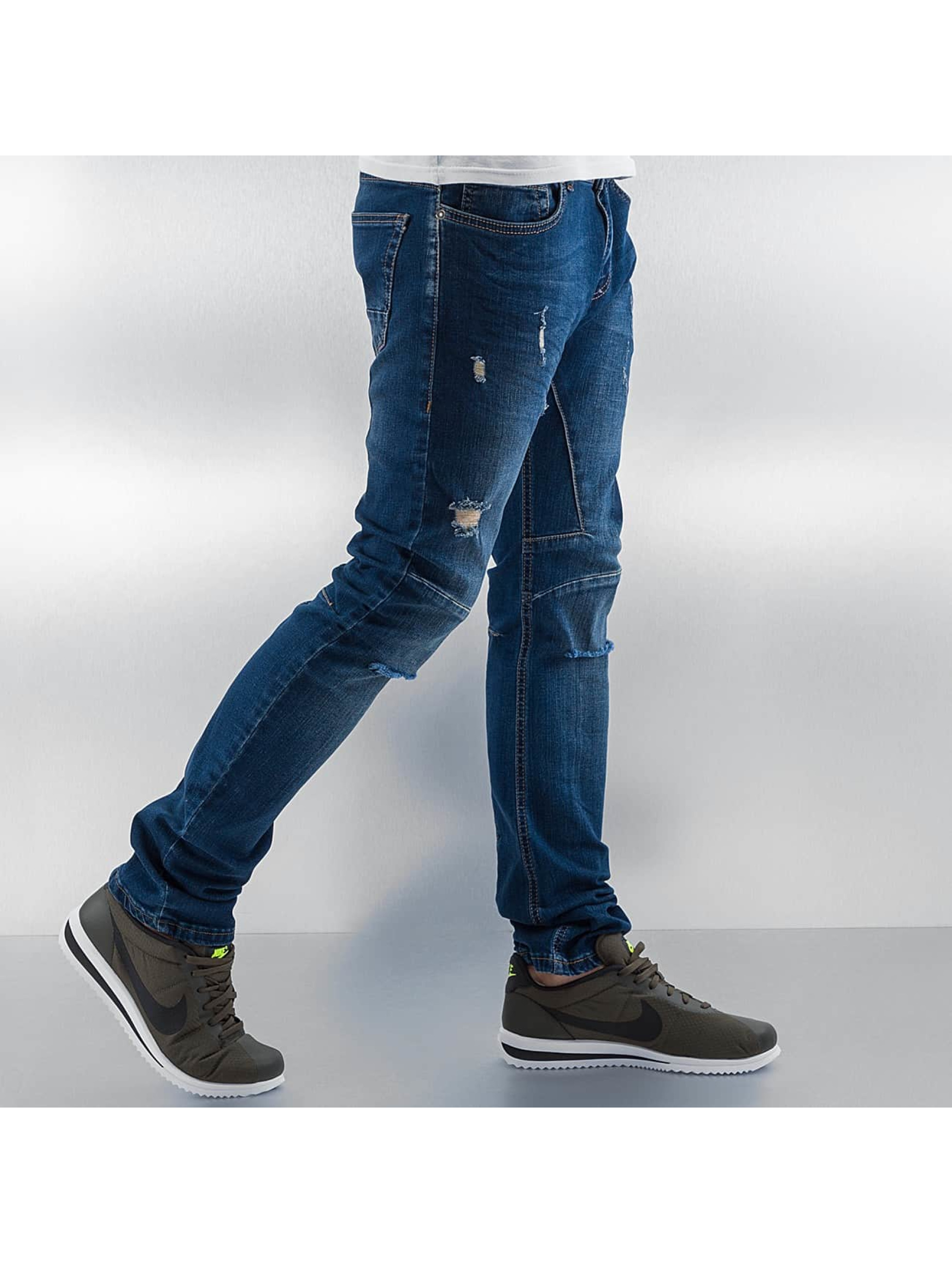 2Y Skinny Jeans Brest blue
