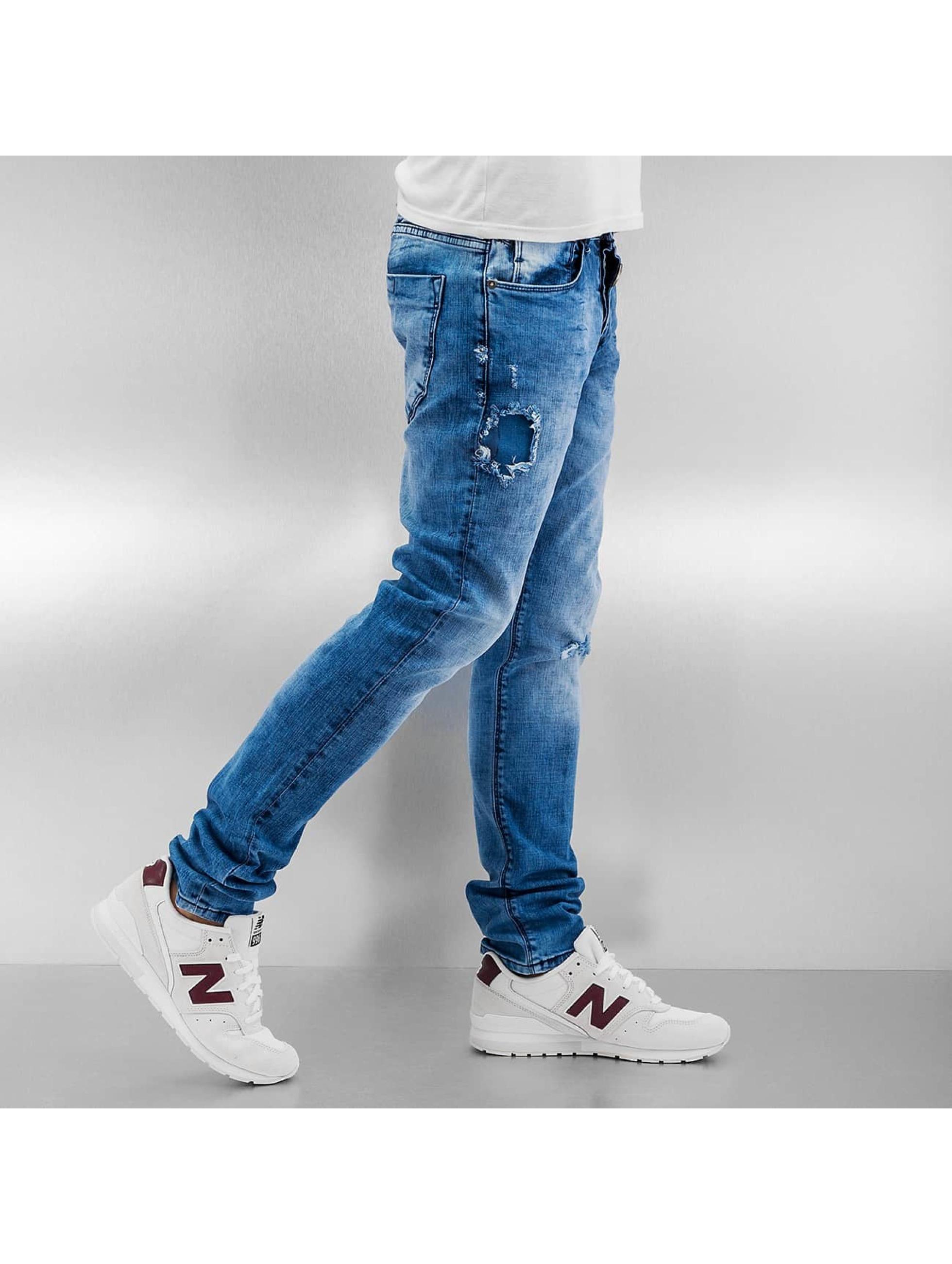 2Y Skinny Jeans Jette blue