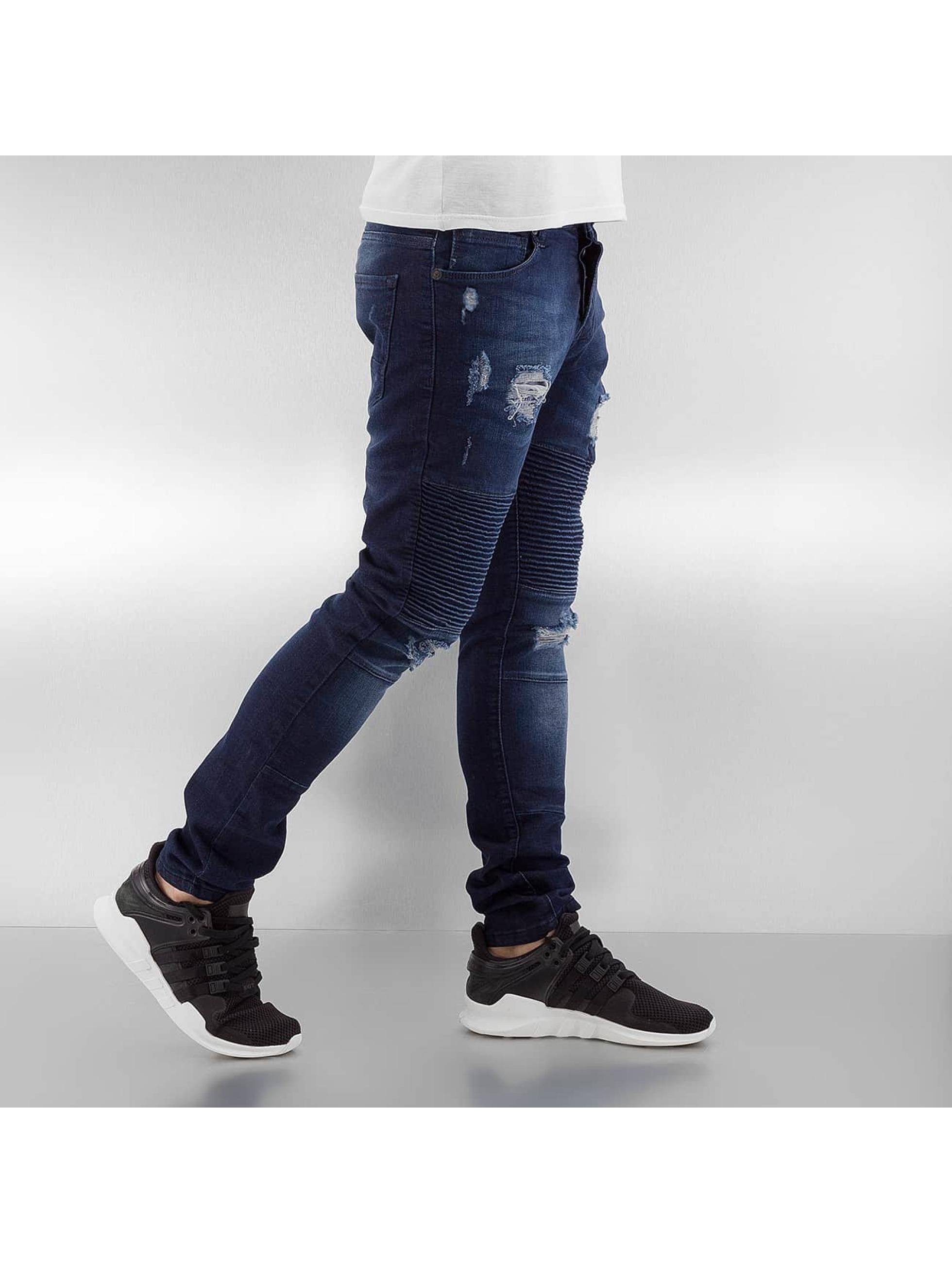 2Y Skinny Jeans Liverpool blue