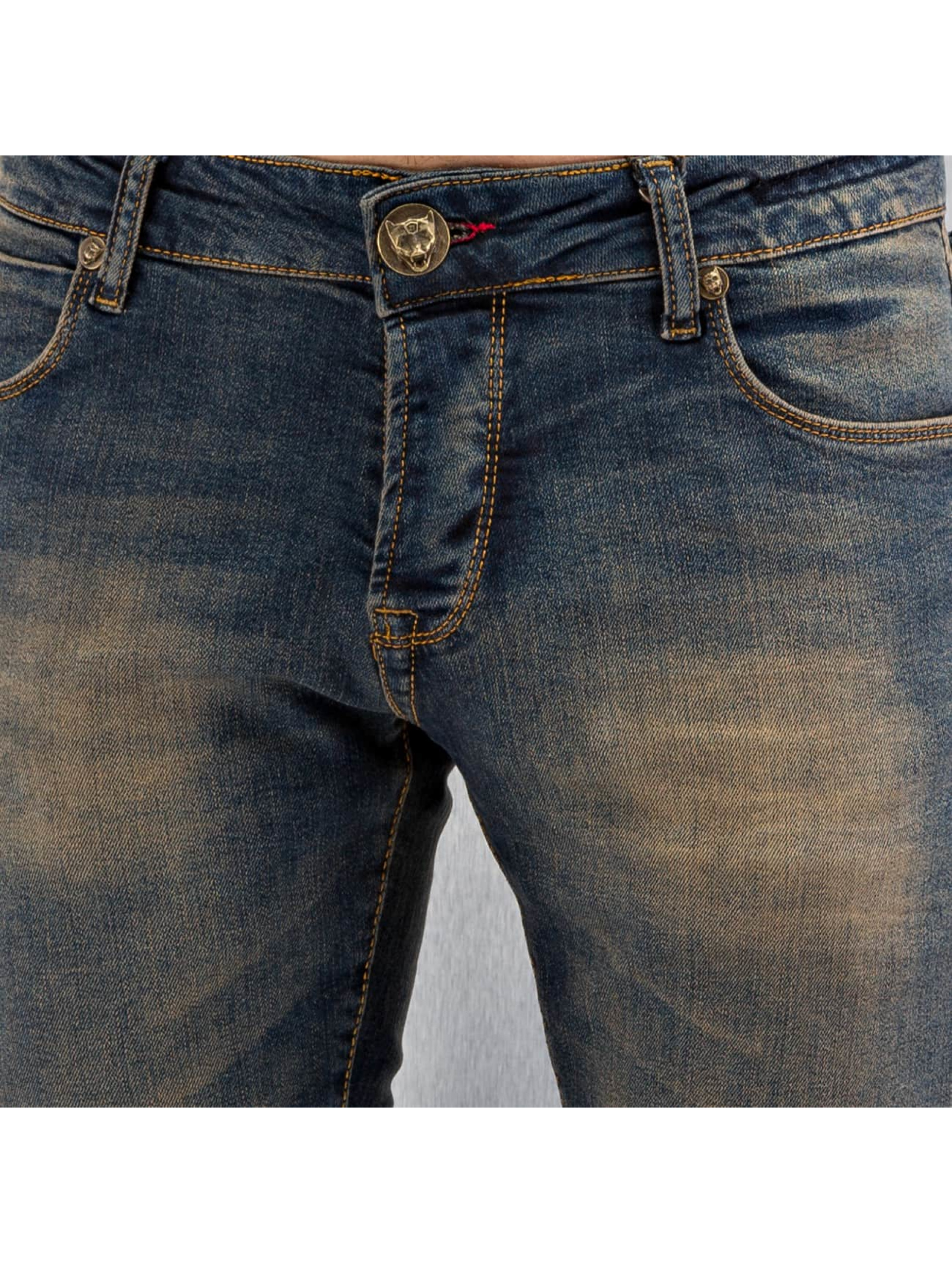 2Y Skinny Jeans Washed blue