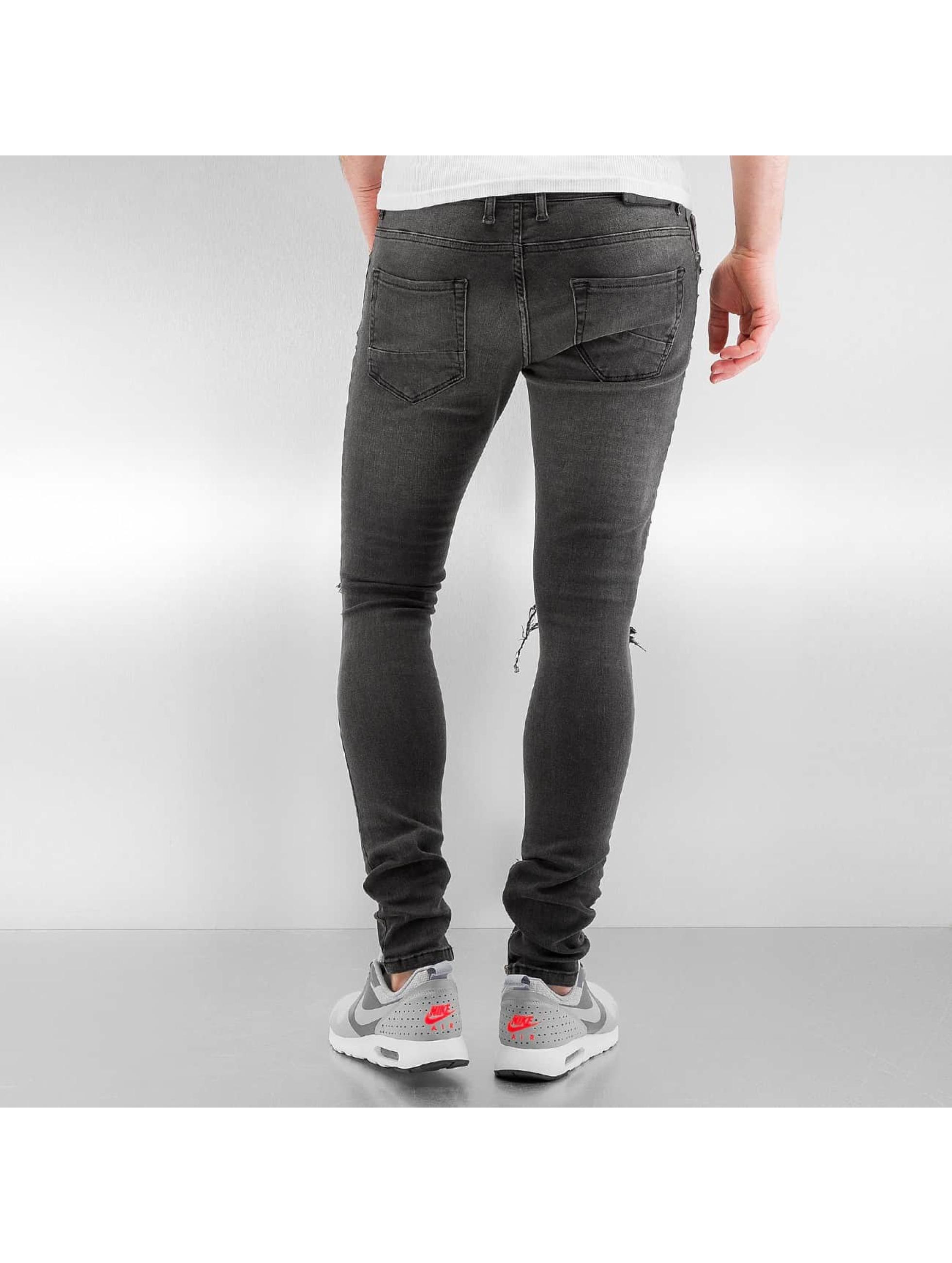 2Y Skinny Jeans Coimba gray