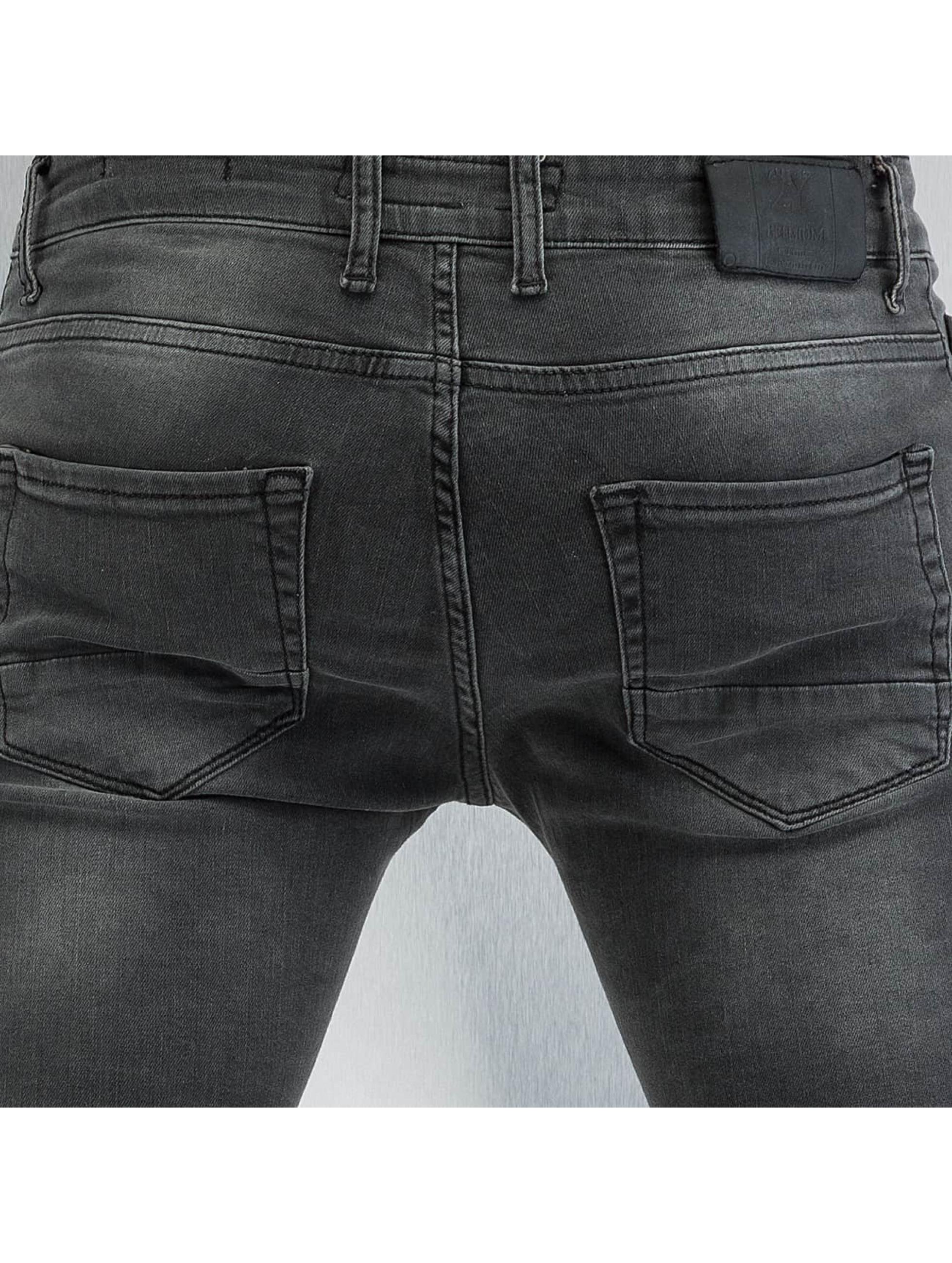 2Y Skinny Jeans Albufeira gray