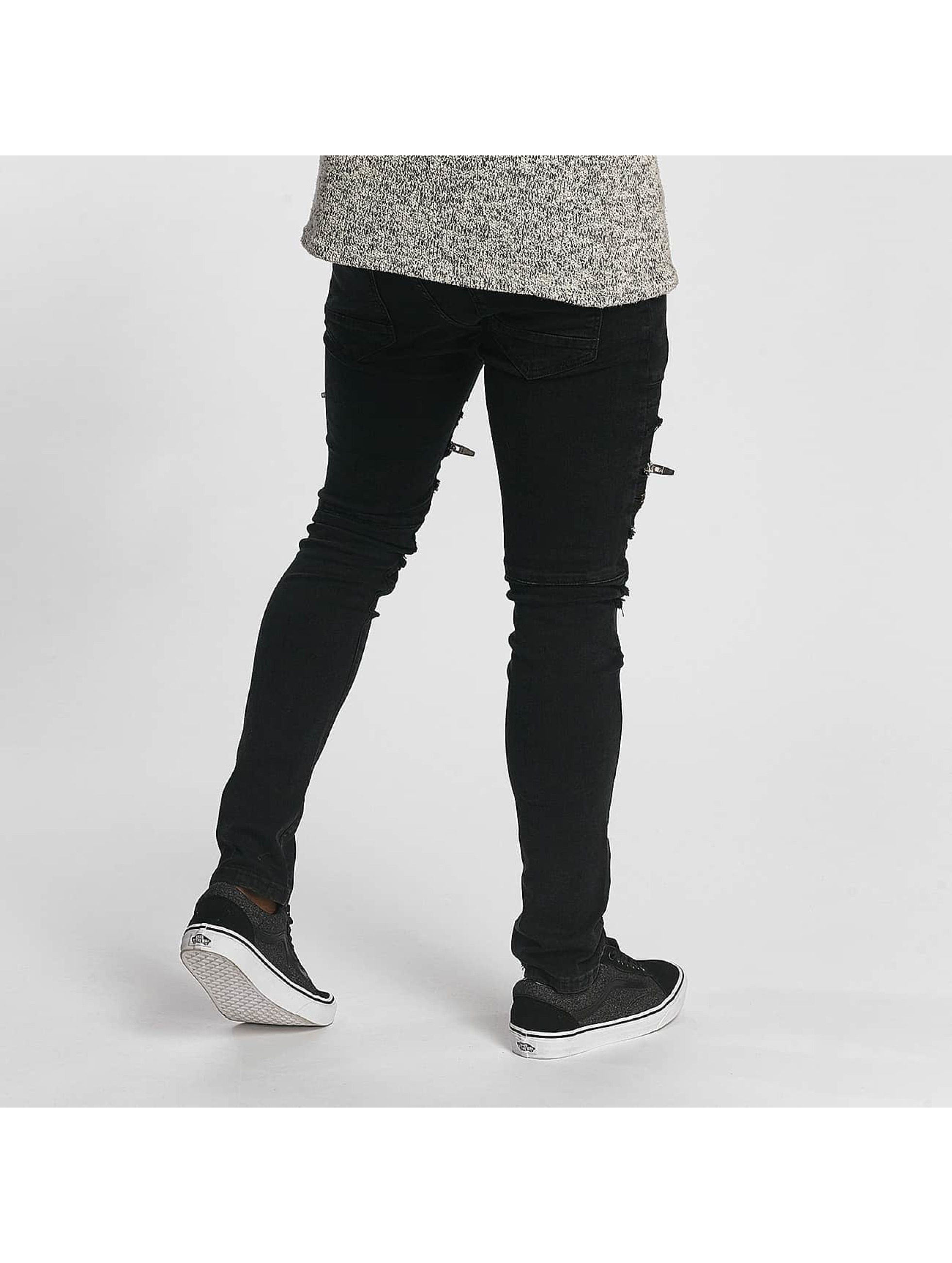 2Y Slim Fit Jeans Alfie black