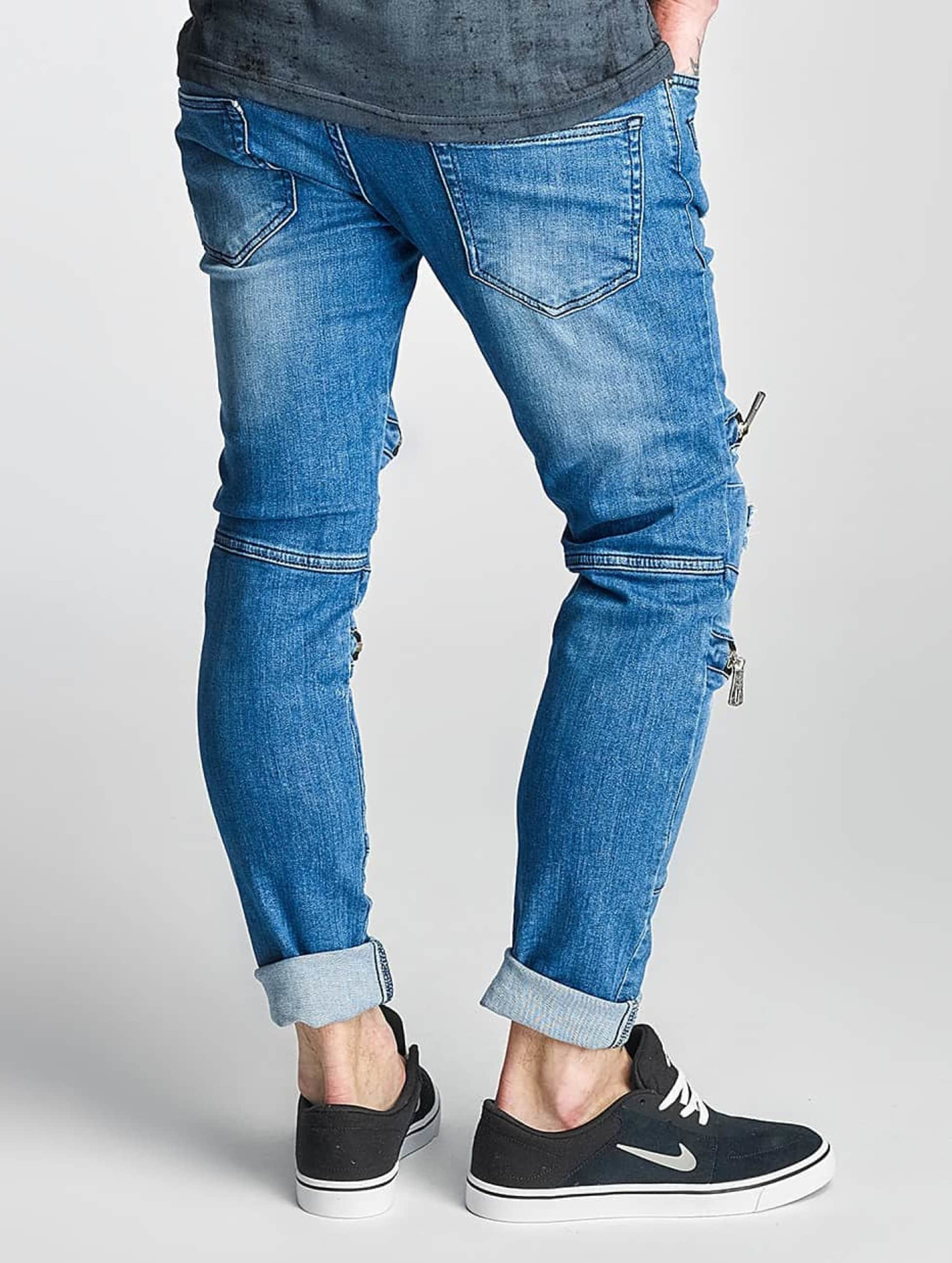 2Y Slim Fit Jeans Bars blue