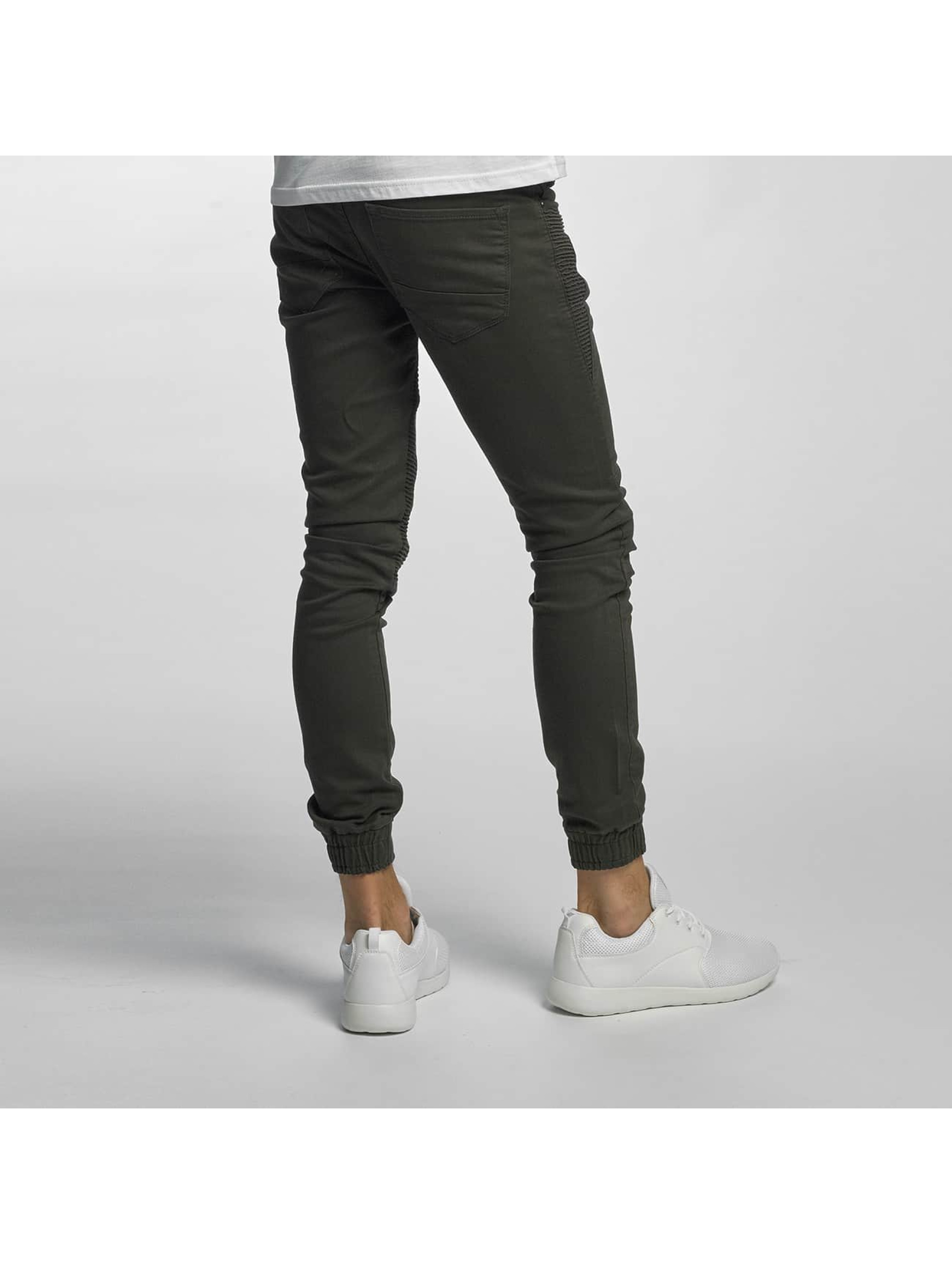 2Y Slim Fit Jeans Sheffield khaki