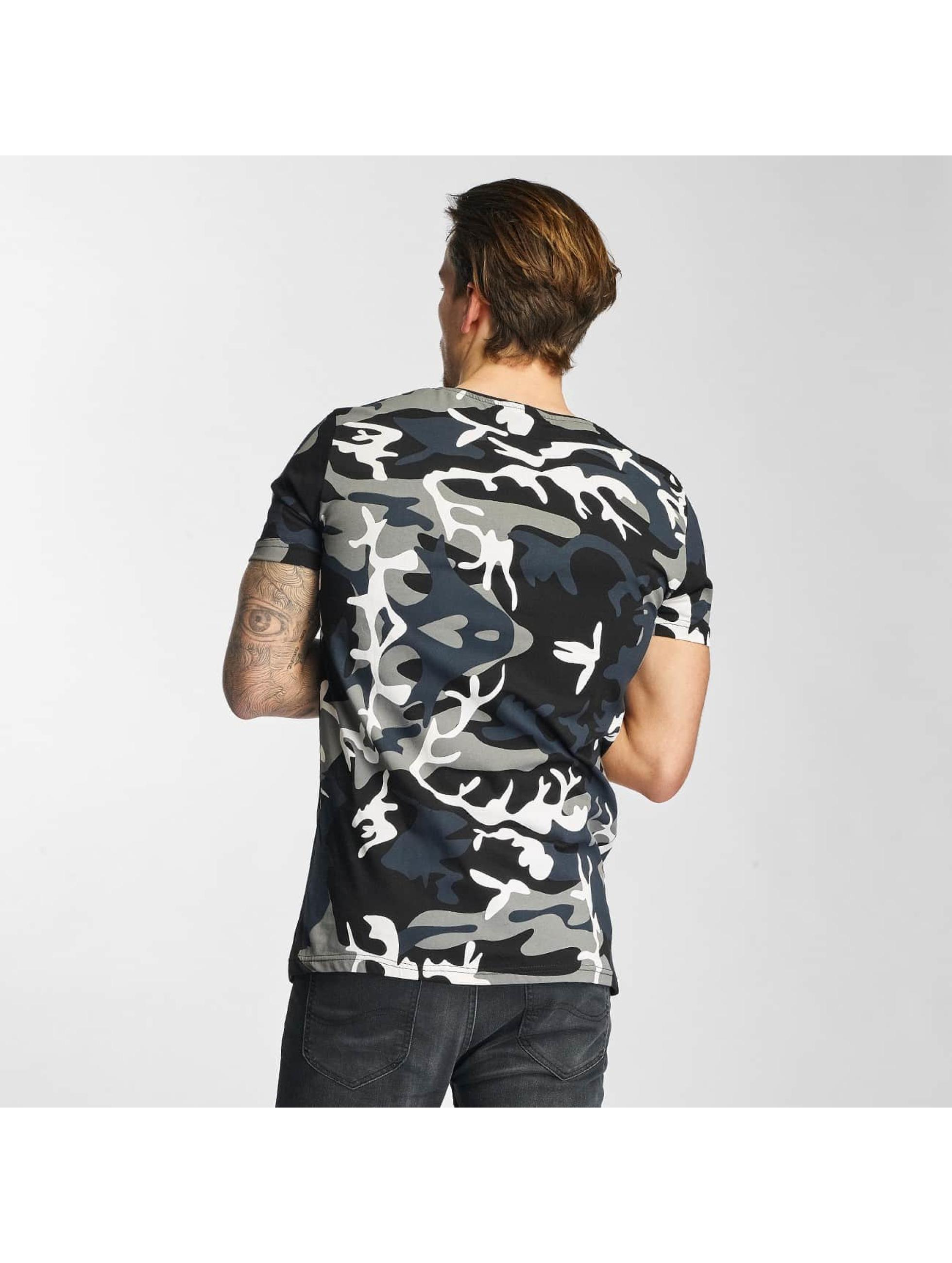 2Y T-Shirt Camo black