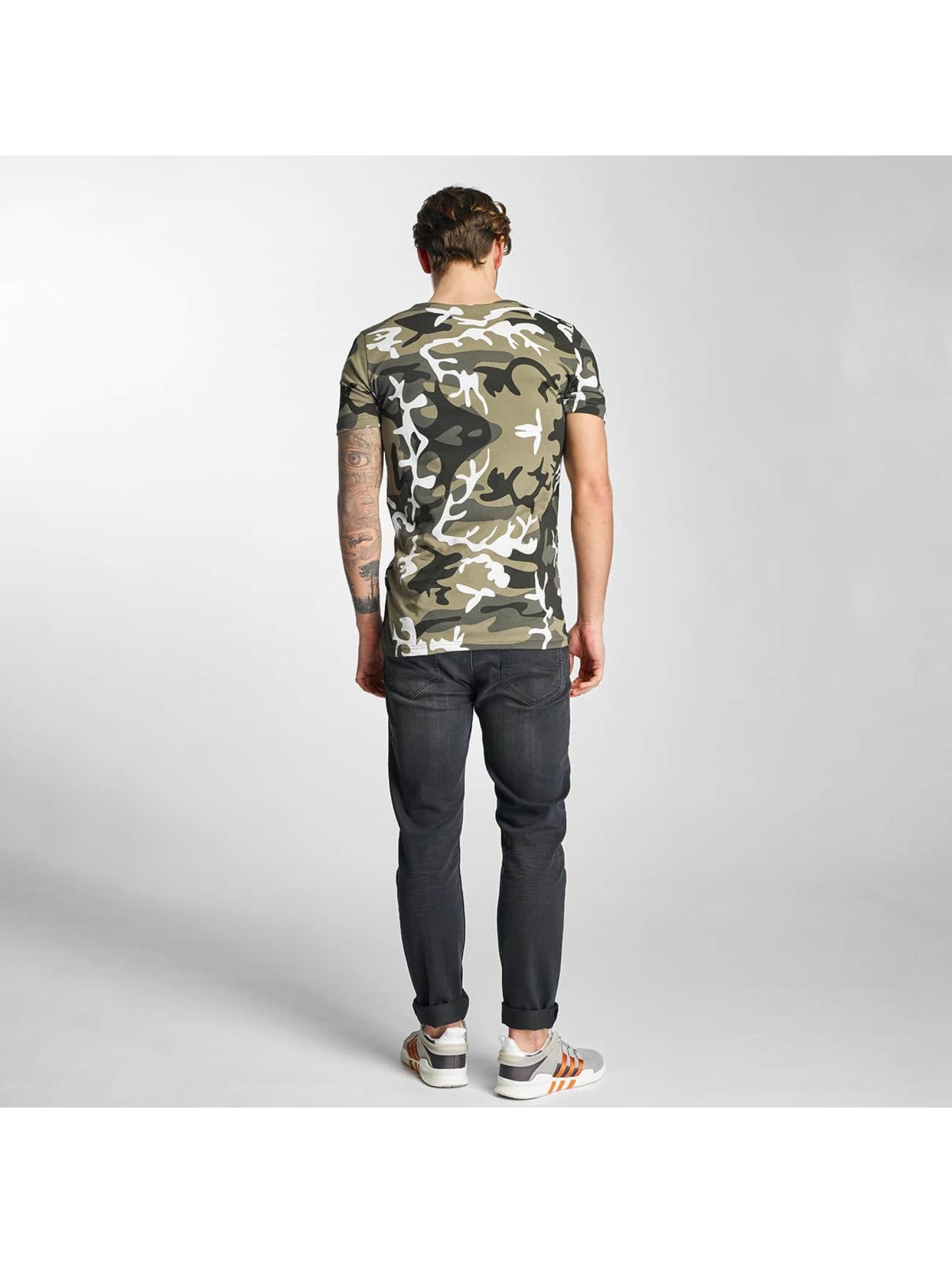 2Y T-Shirt Camo khaki