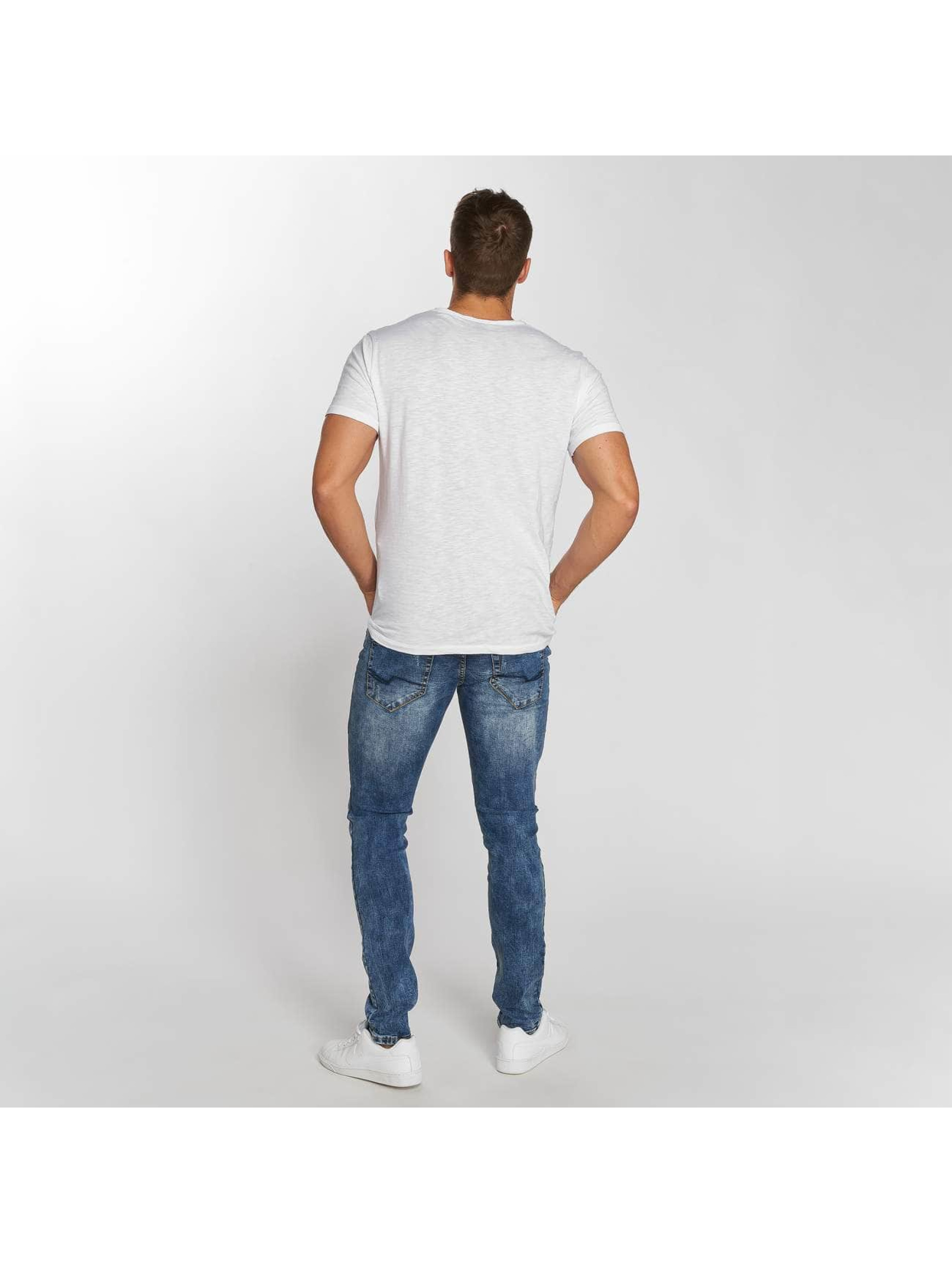 Aarhon Straight Fit Jeans Dark Washed blue