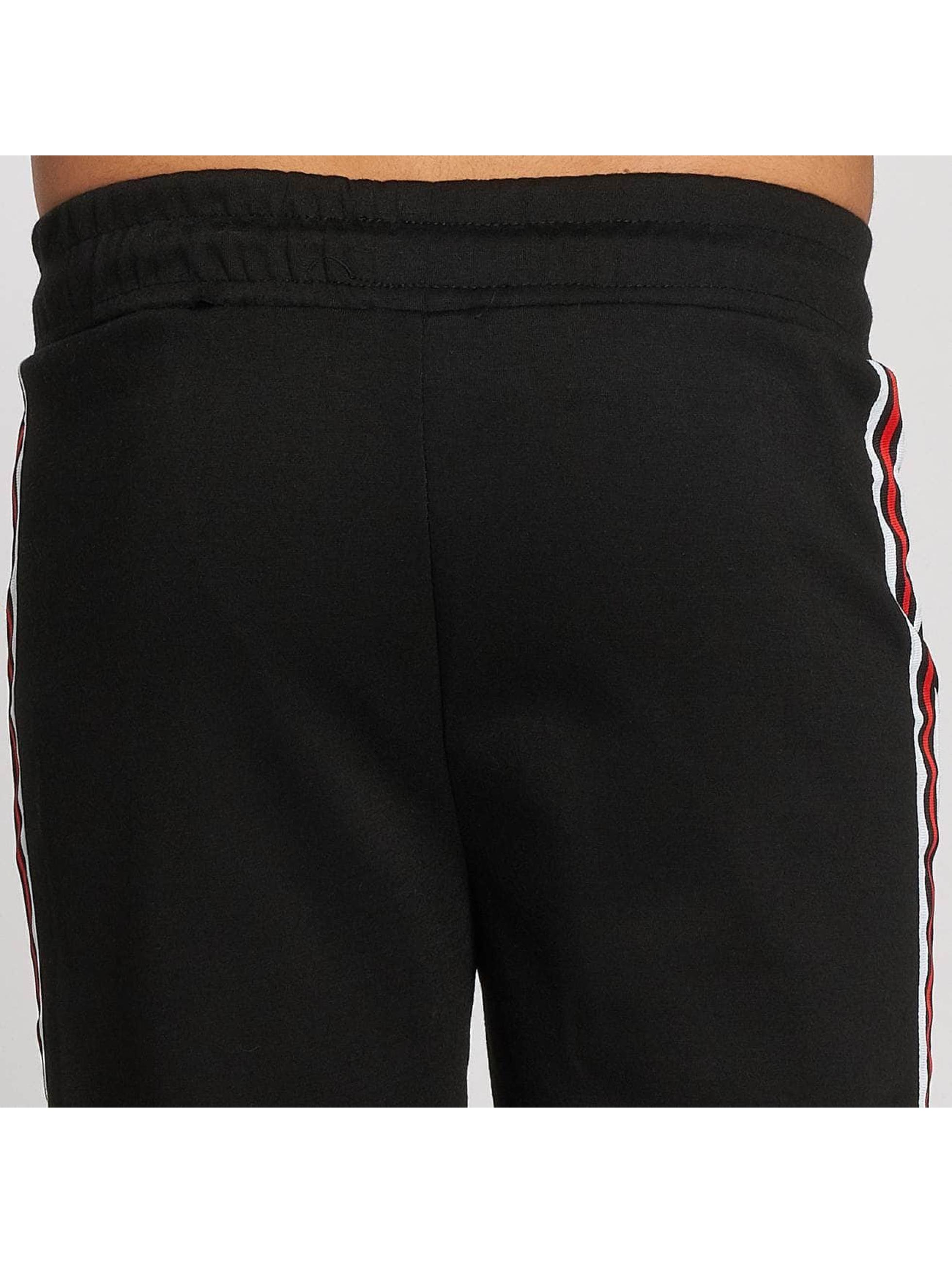 Aarhon Suits Coloured Stripes black