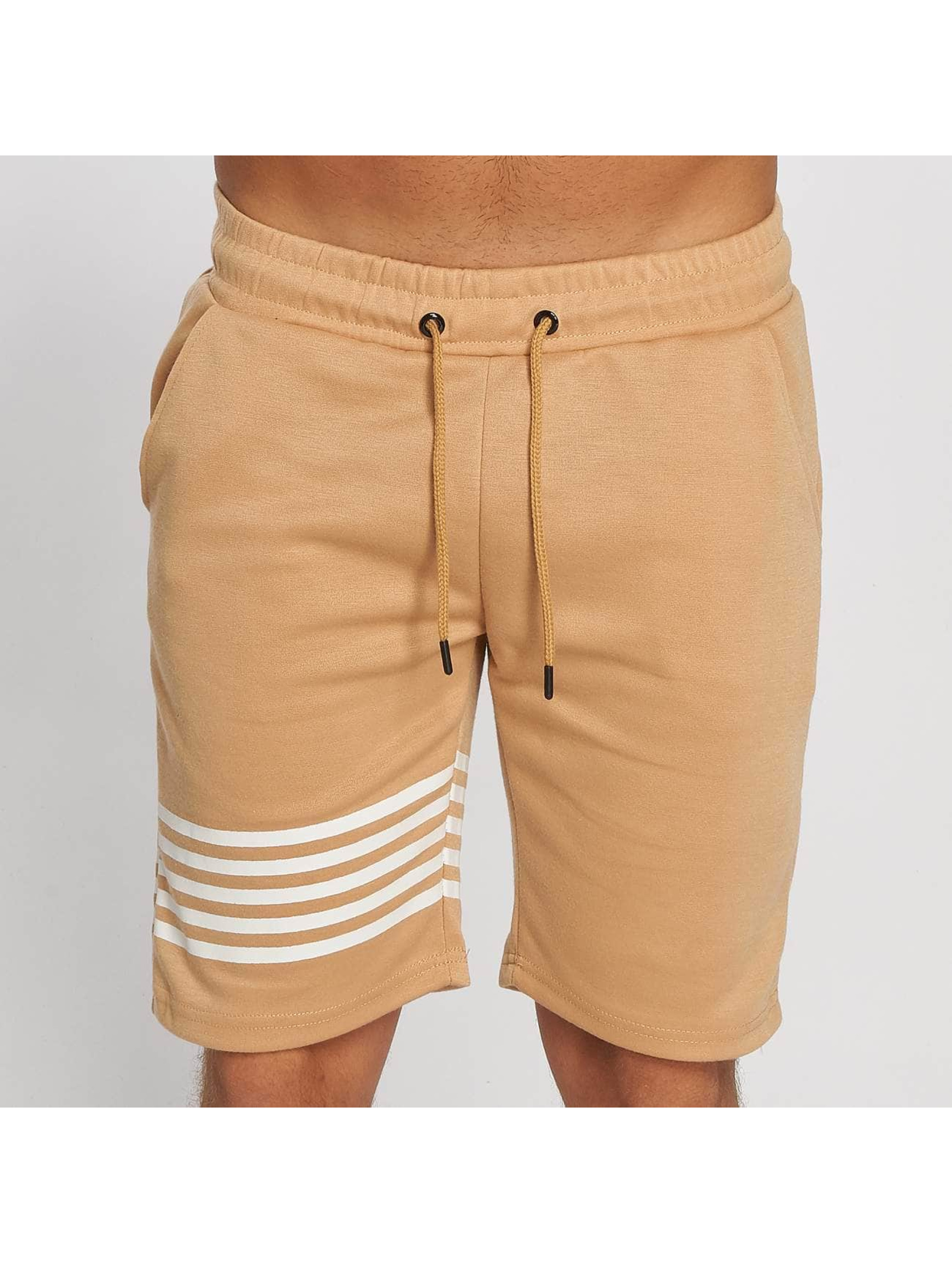 Aarhon Suits Stripes brown
