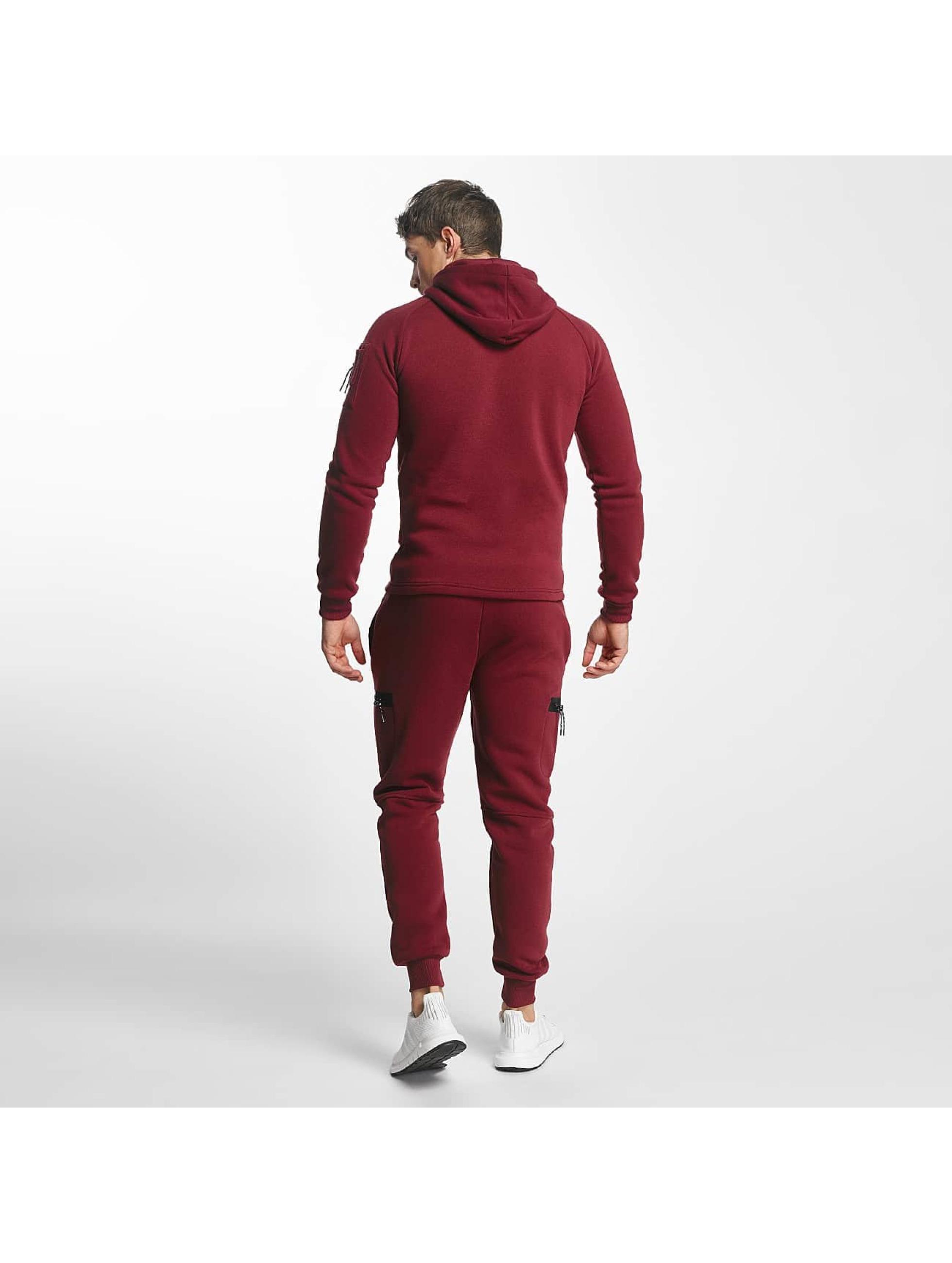 Aarhon Suits Bari red