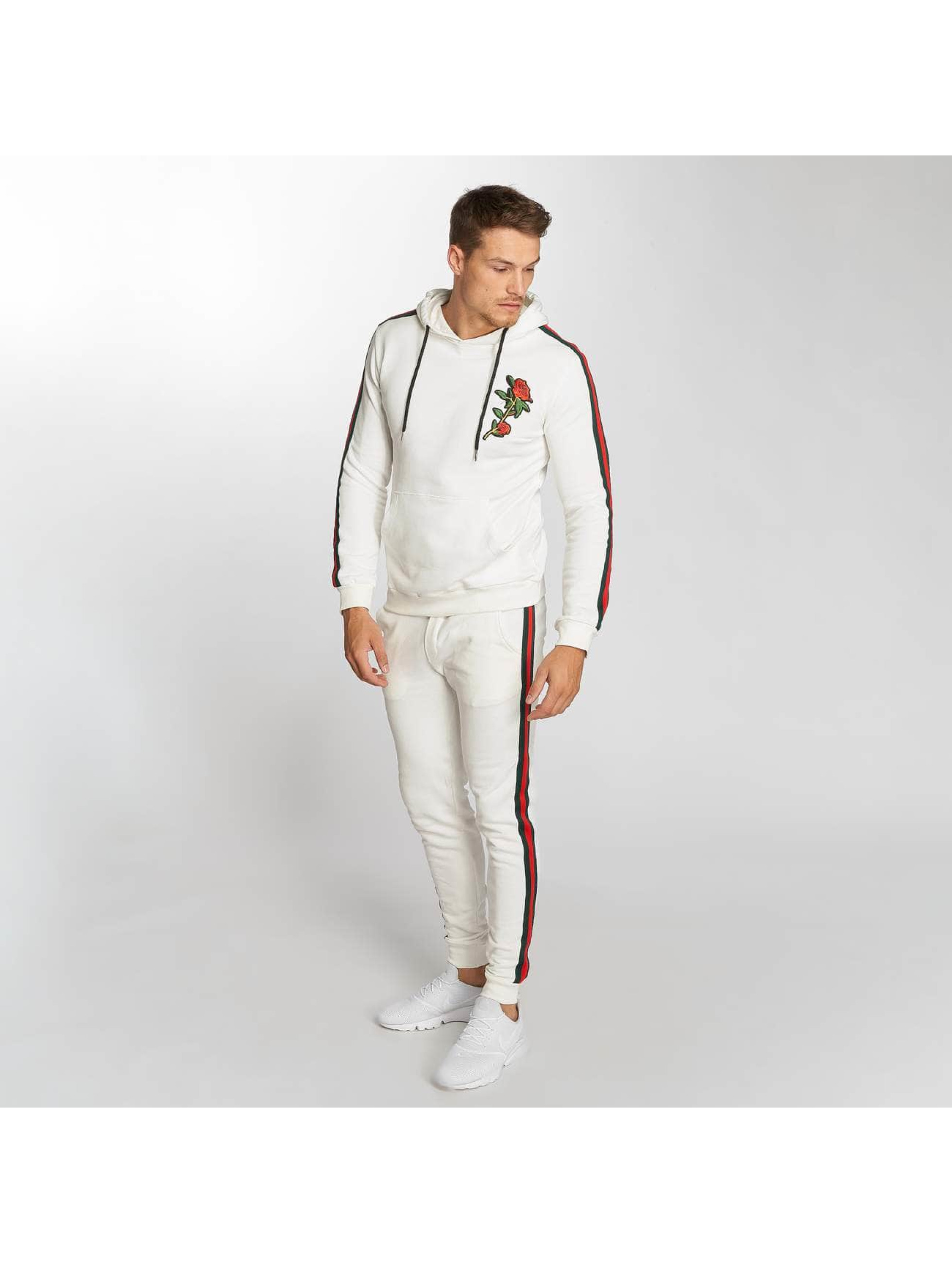 Aarhon Suits Rosezzz white