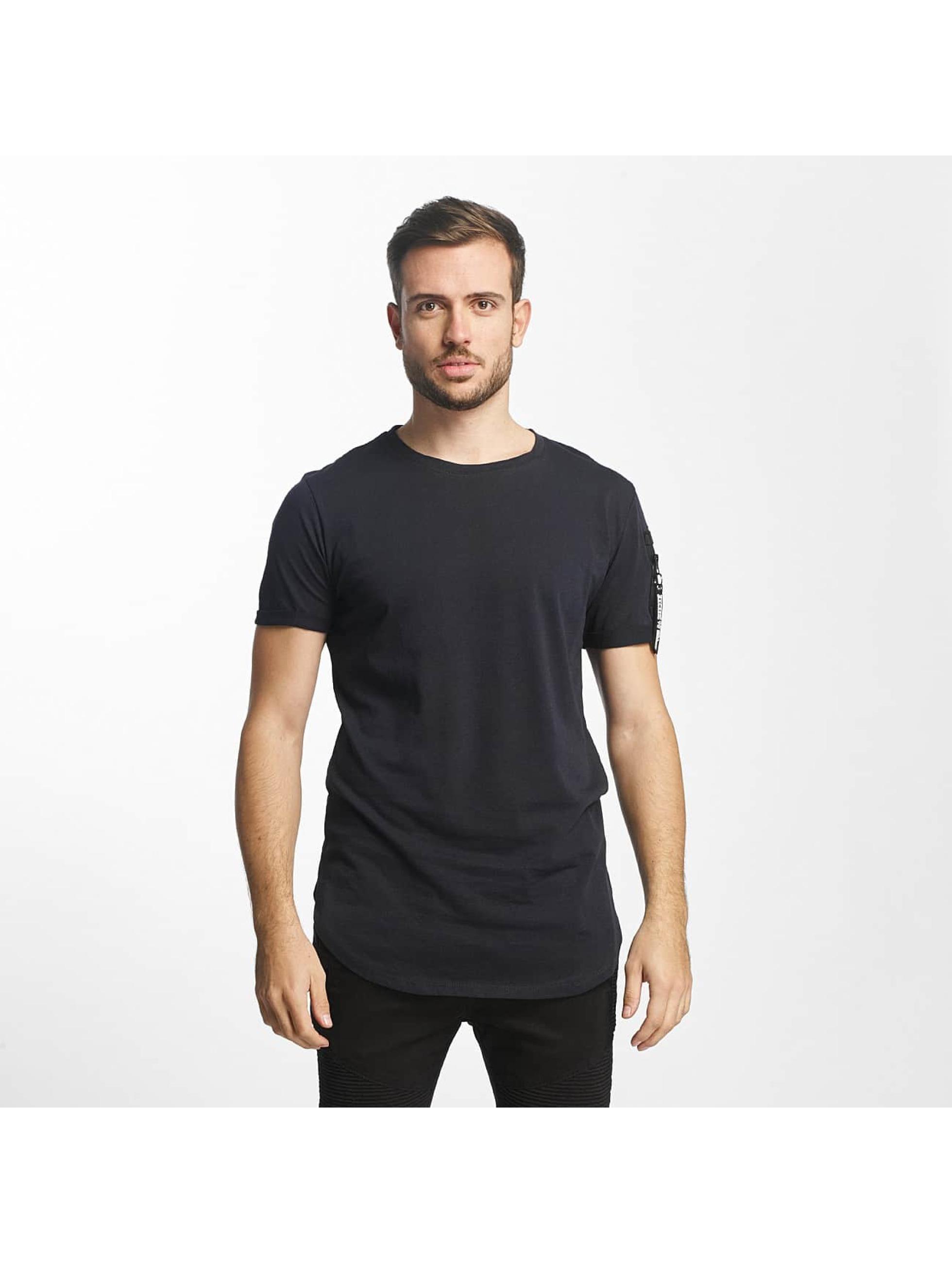 Aarhon T-Shirt Atalanta blue