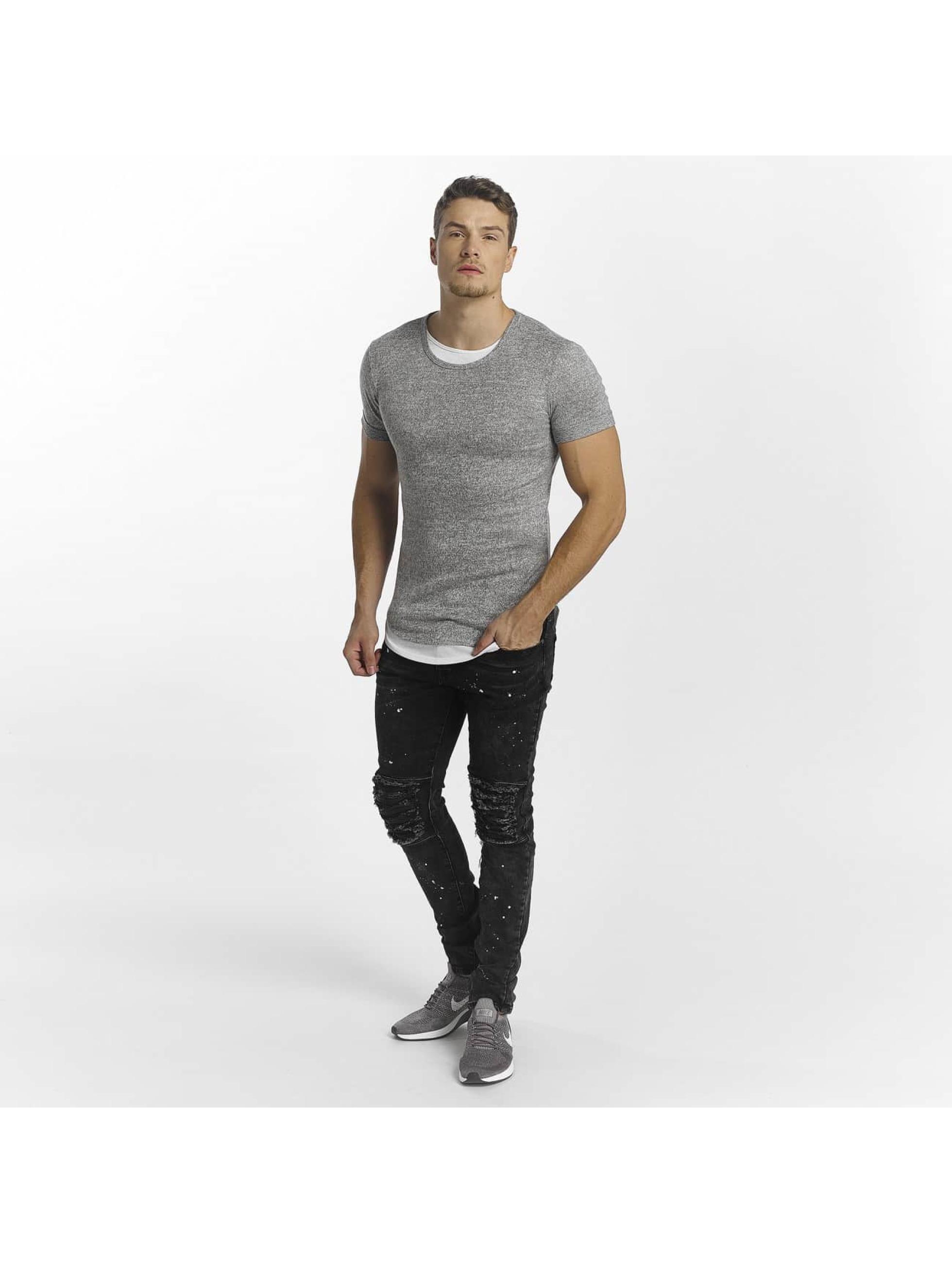 Aarhon T-Shirt Bresca gray
