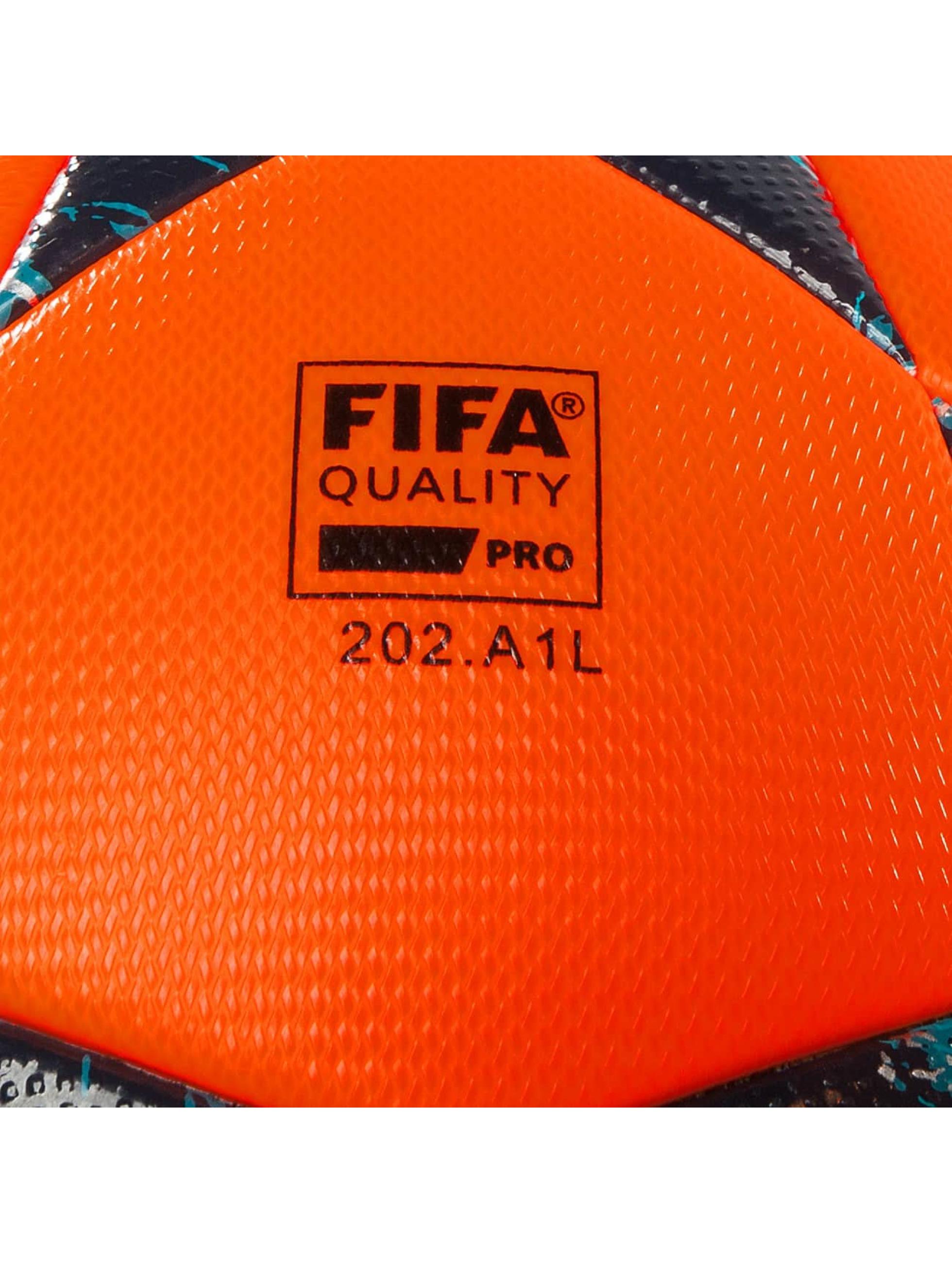 adidas Ball Final 17 Offical Match orange