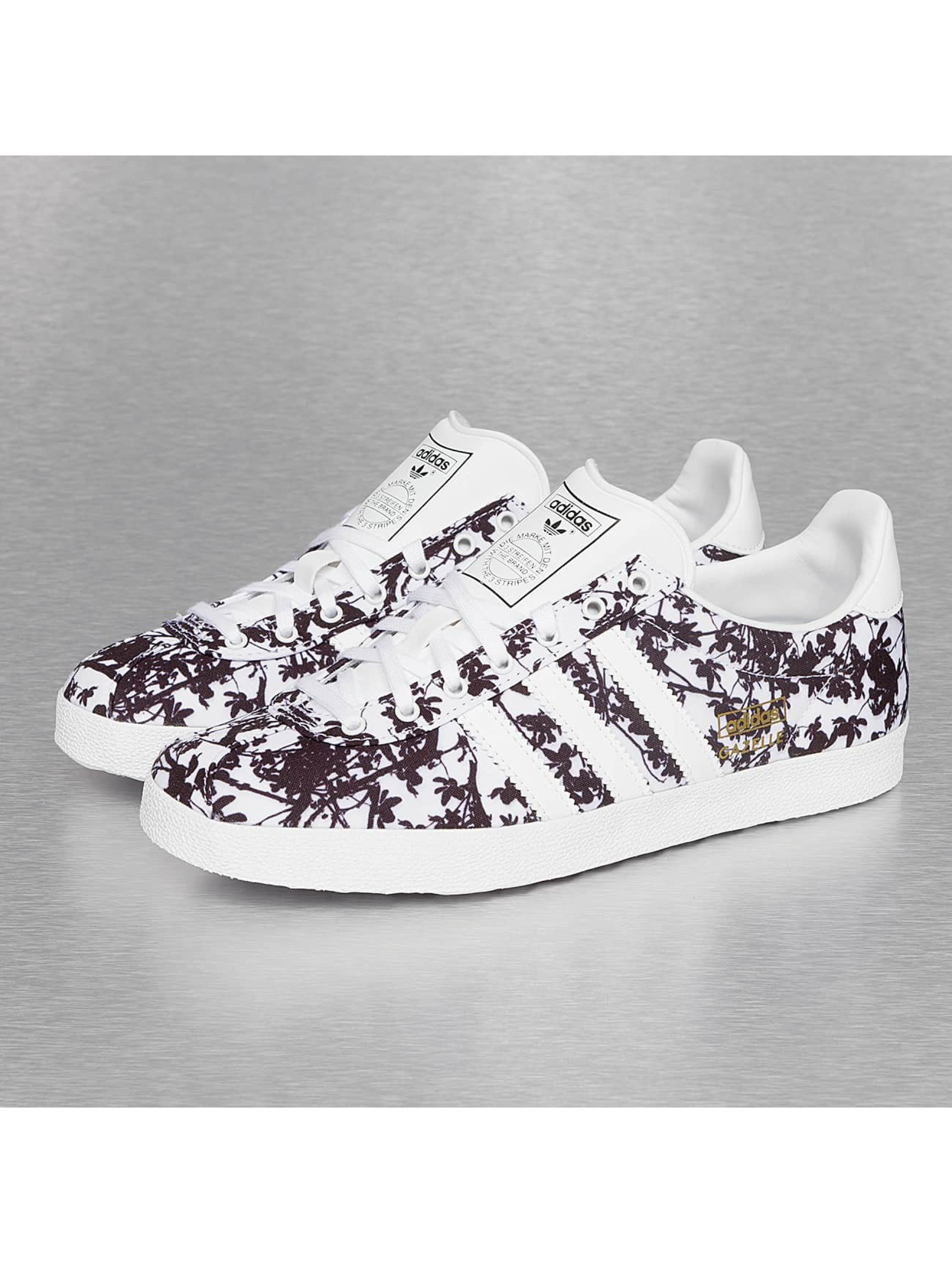 adidas gazelle femme a fleurs