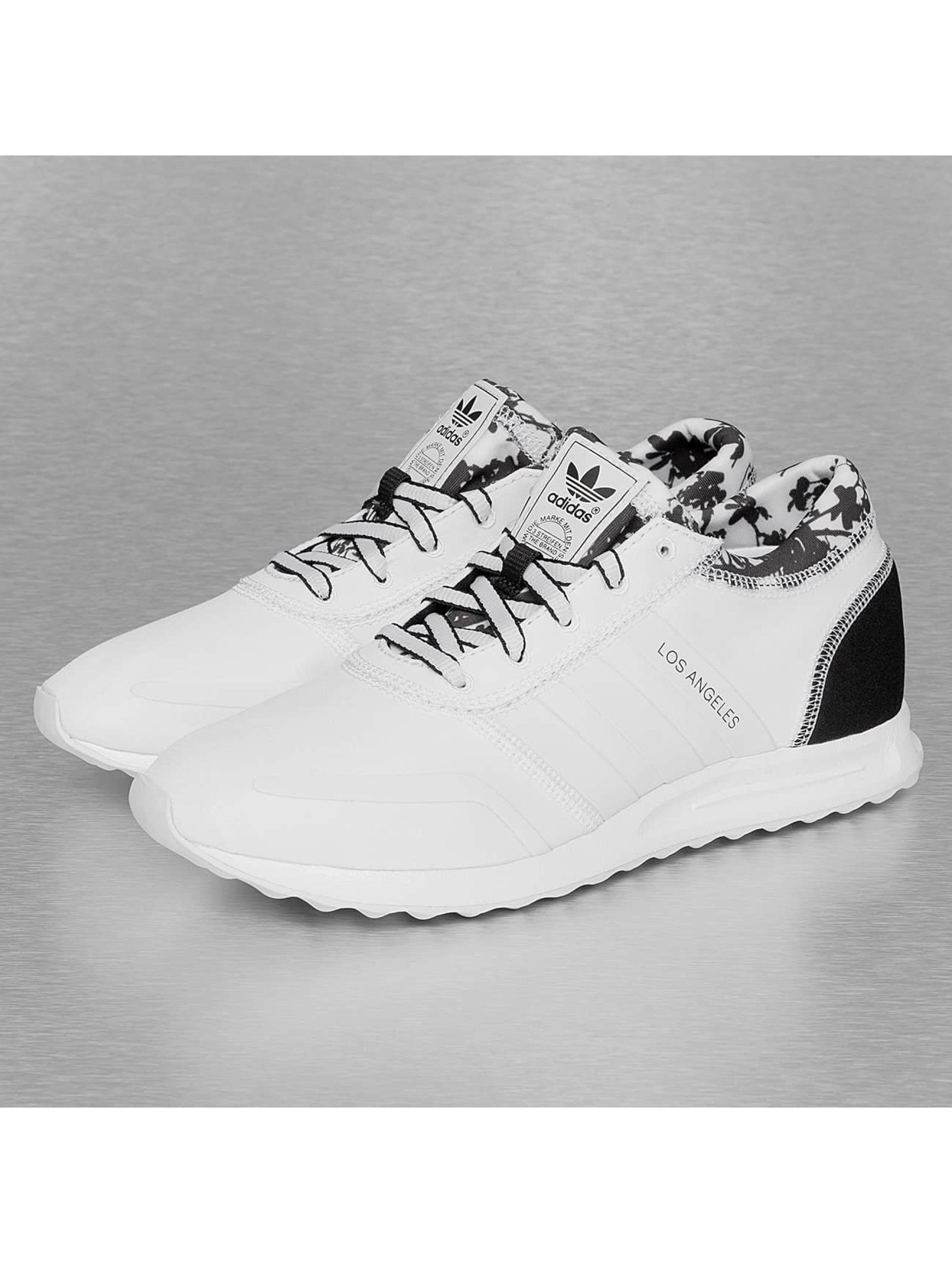 adidas - baskets los angeles noir blanc