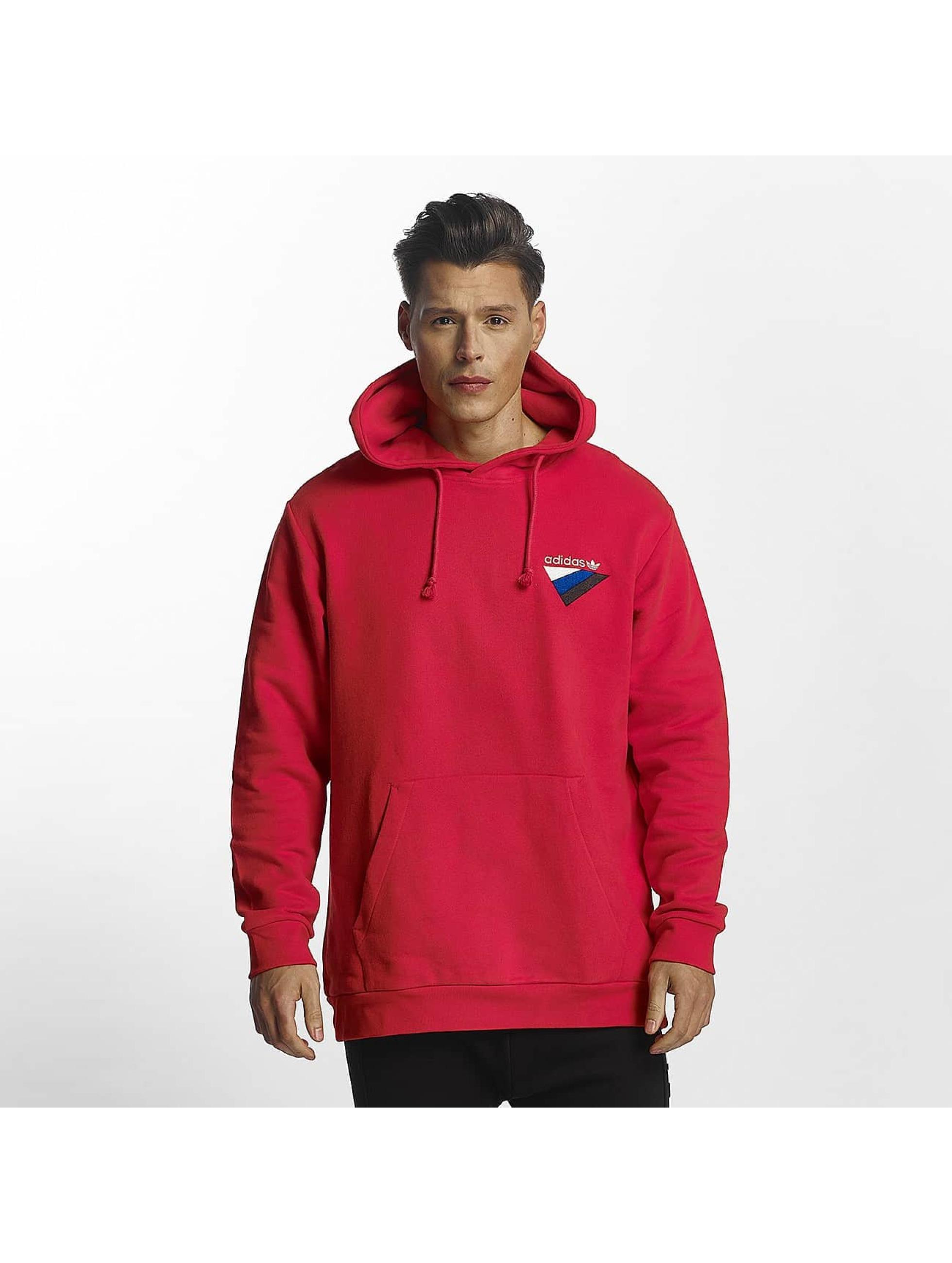 adidas Hoodie Anichkov red