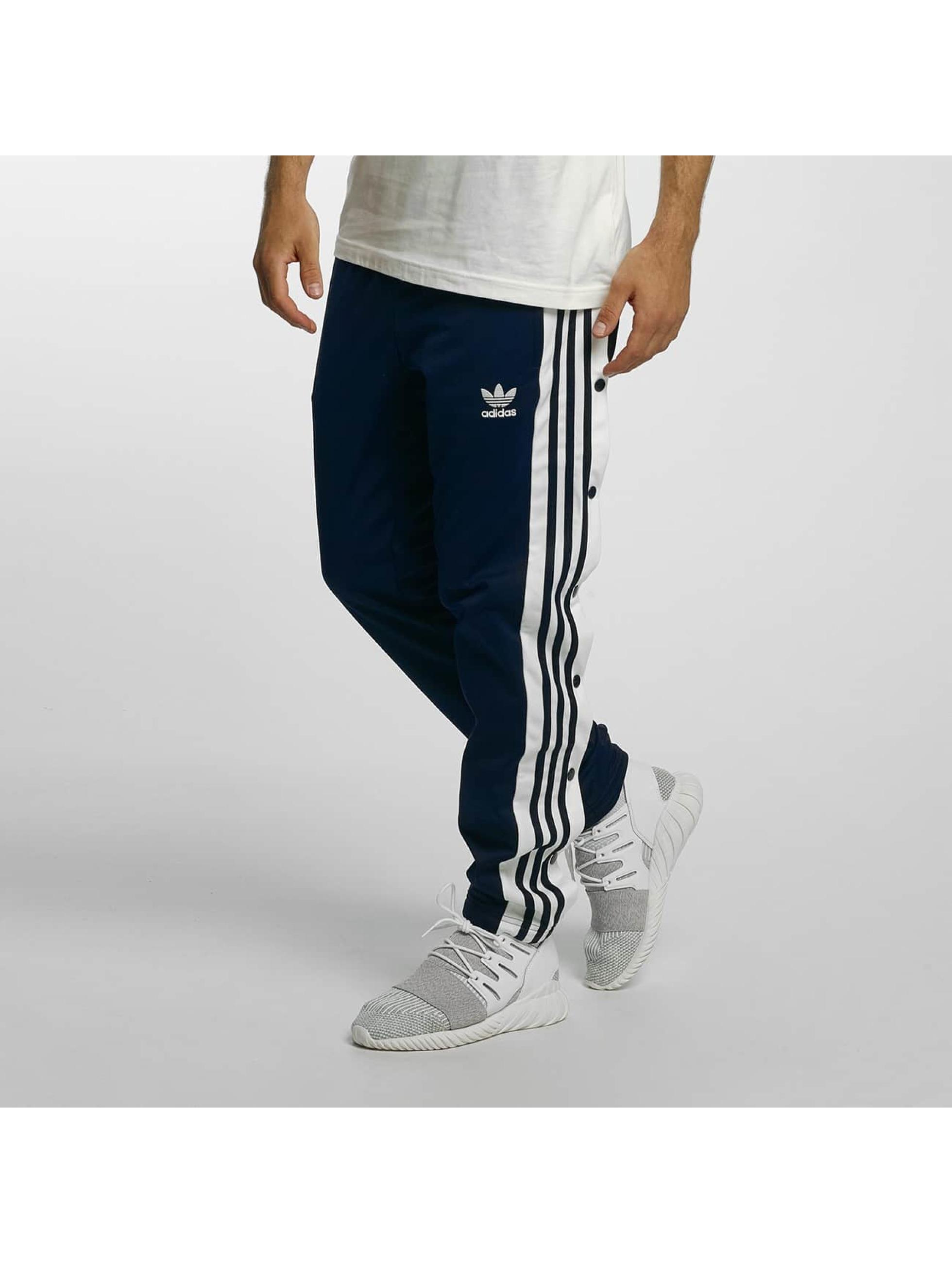 adidas herren jogginghose adibreak in blau 368723. Black Bedroom Furniture Sets. Home Design Ideas