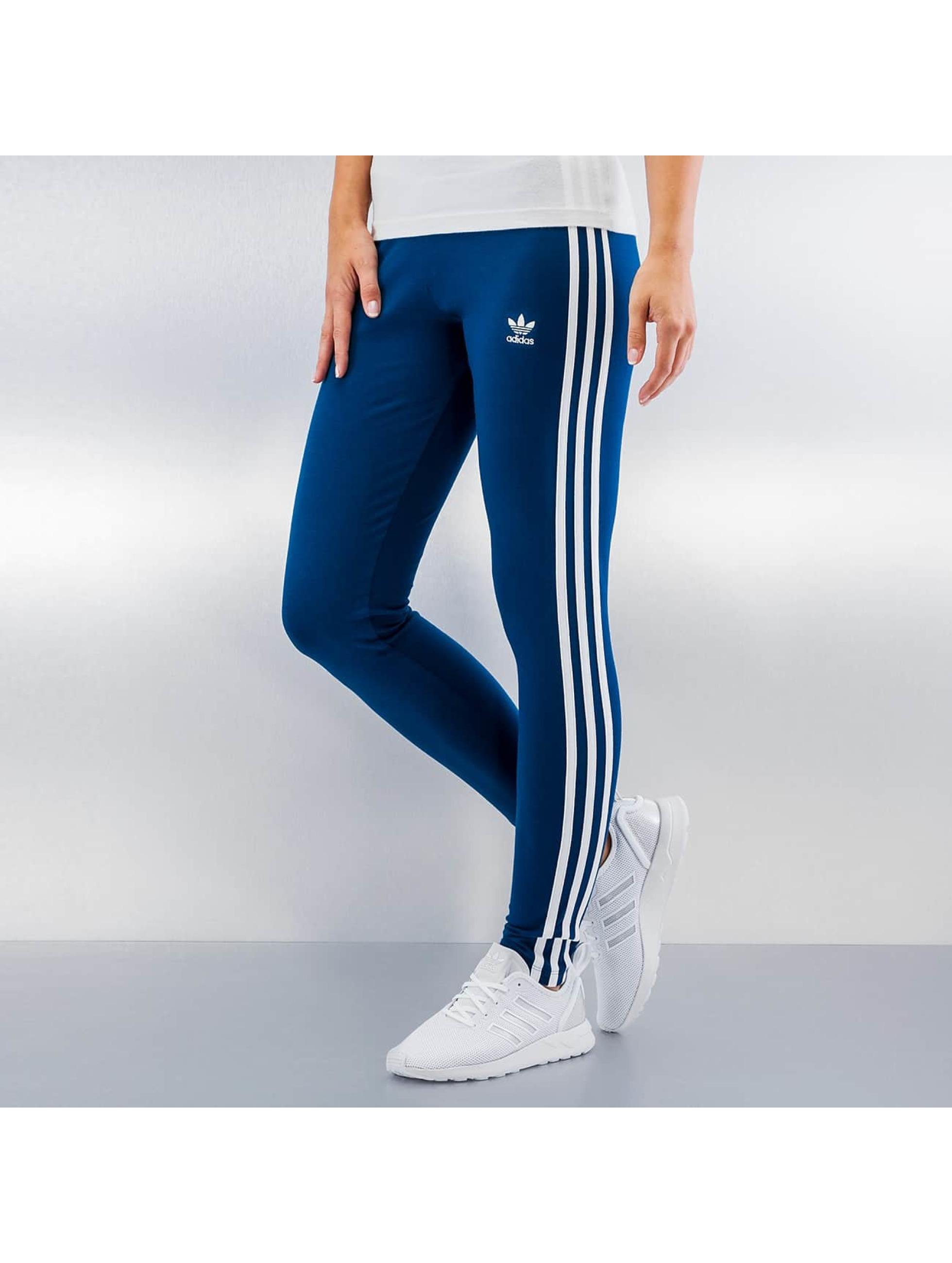 Adidas Pantalon / Leggings 3STR en bleu 285494