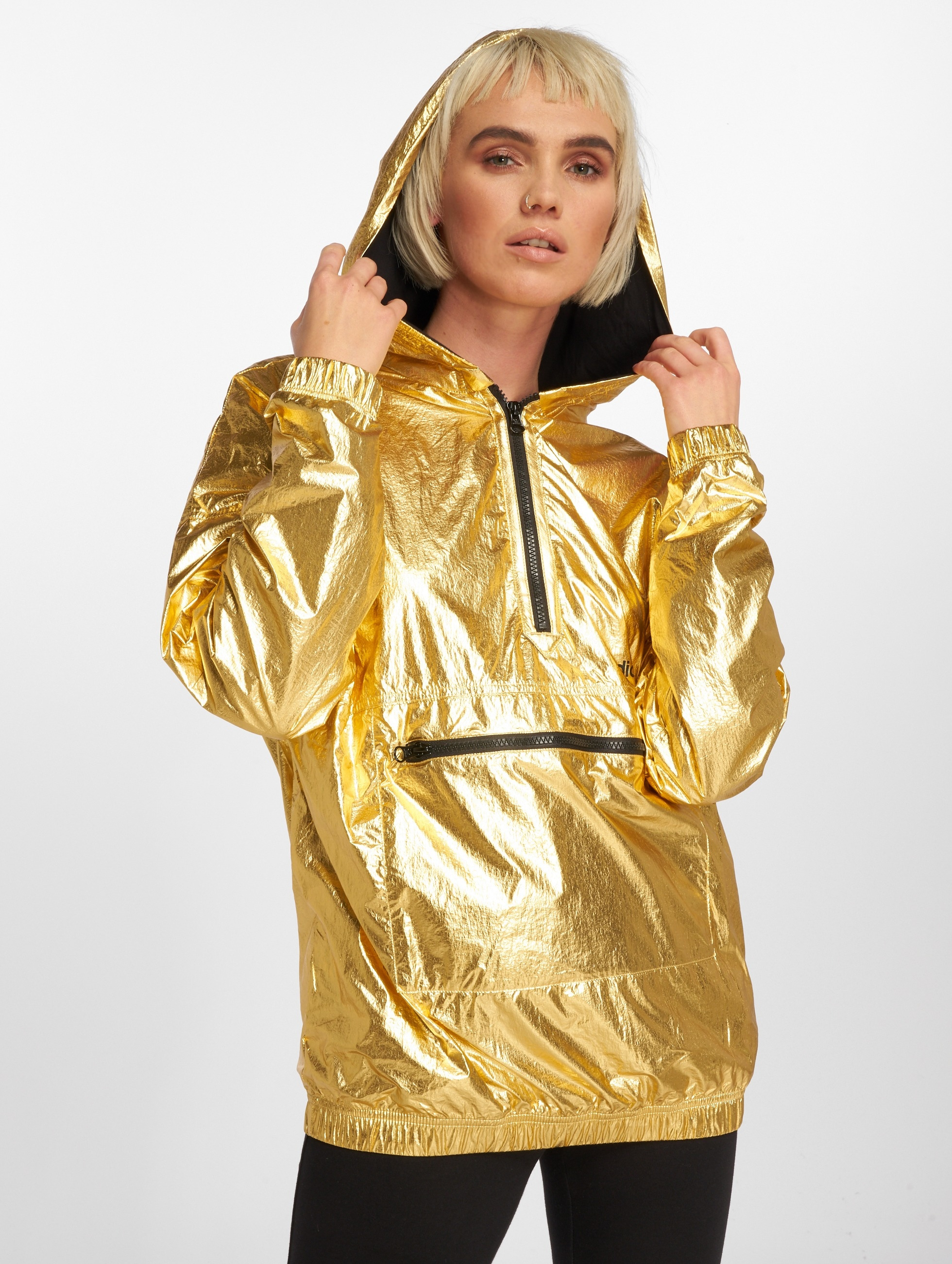 adidas Lightweight Jacket Golden gold