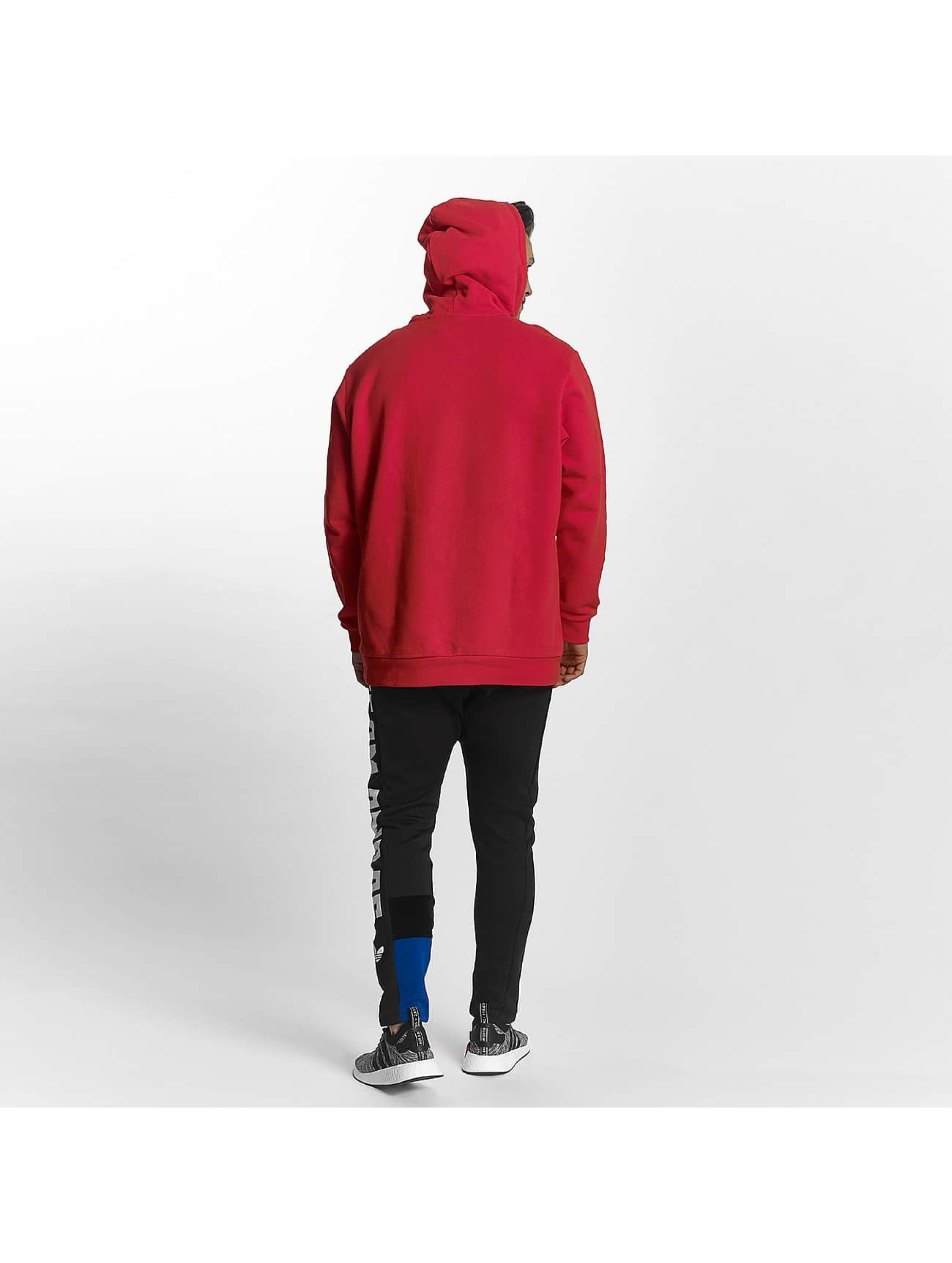 adidas originals Hoodie Anichkov red