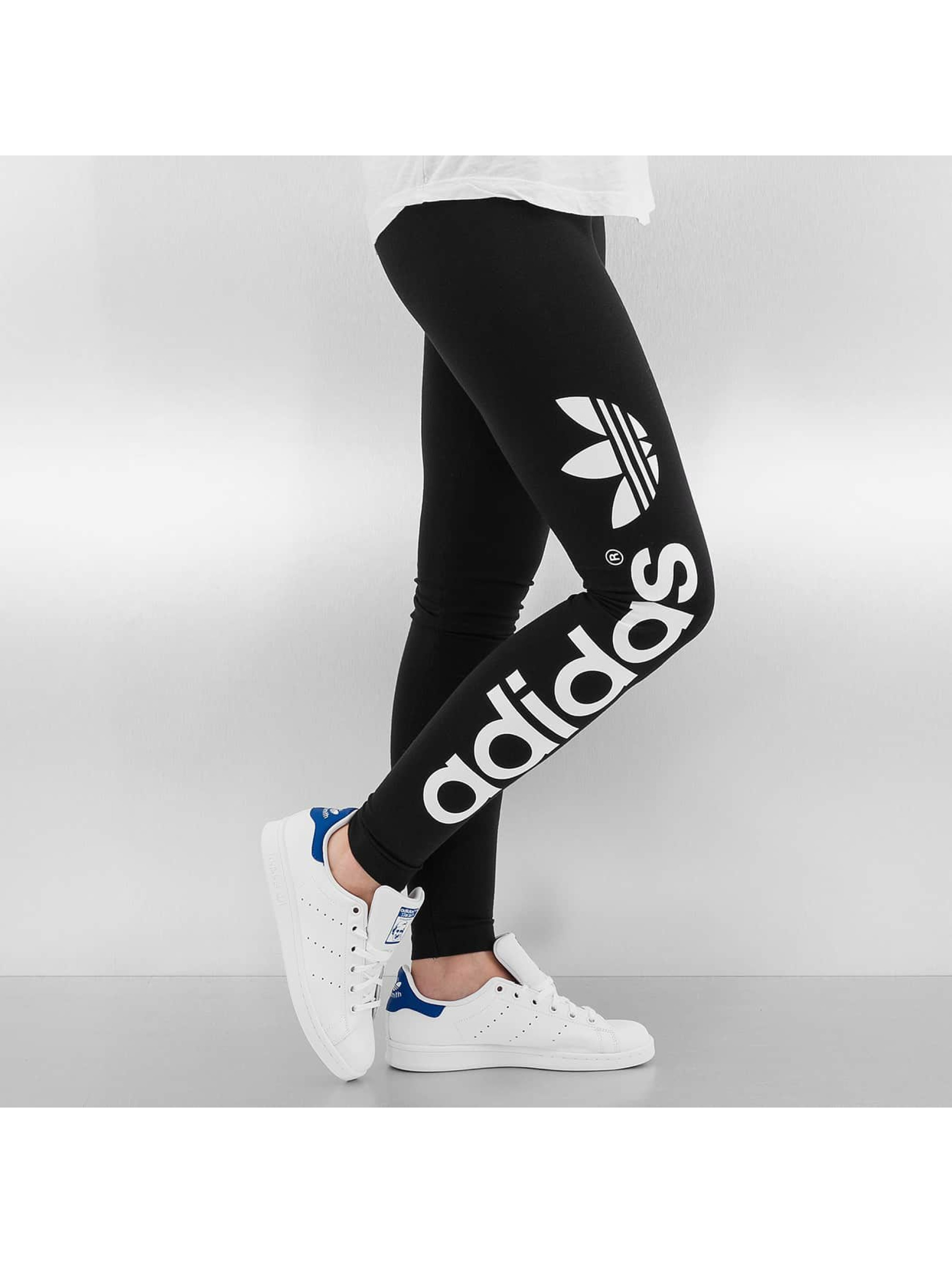 adidas originals Leggings/Treggings Linear black