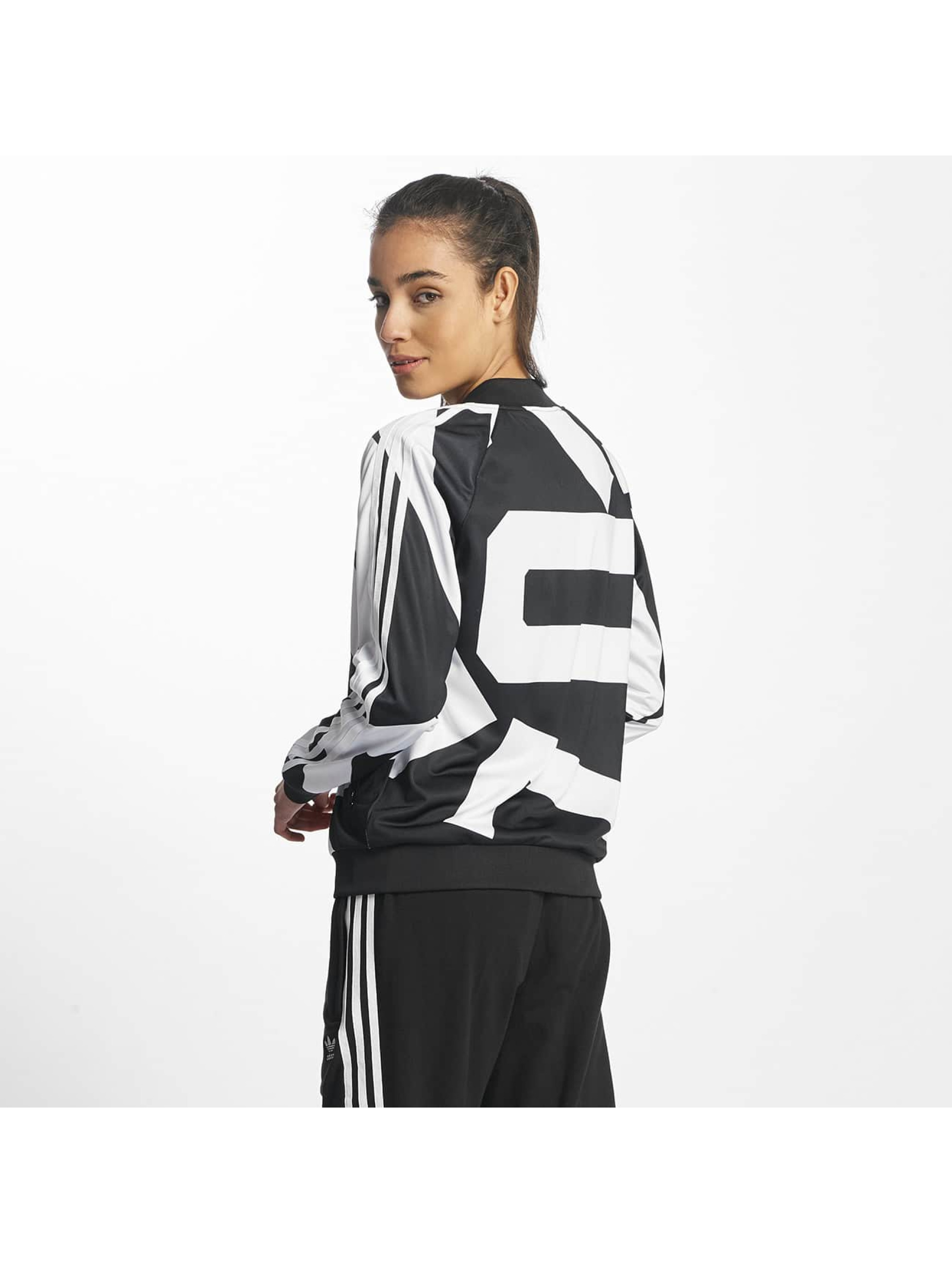 adidas originals Lightweight Jacket Superstar black