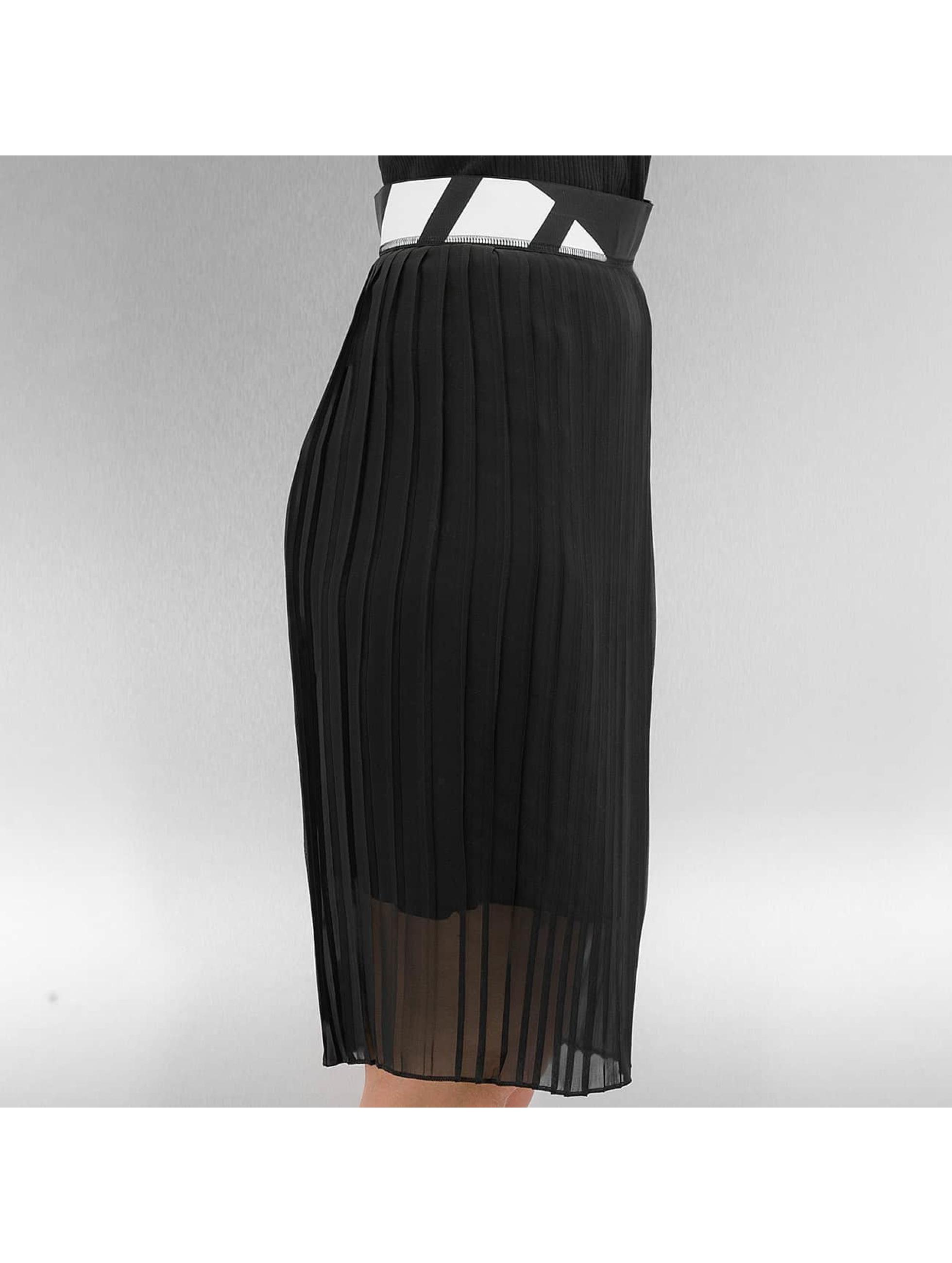 adidas originals Skirt Pleated black