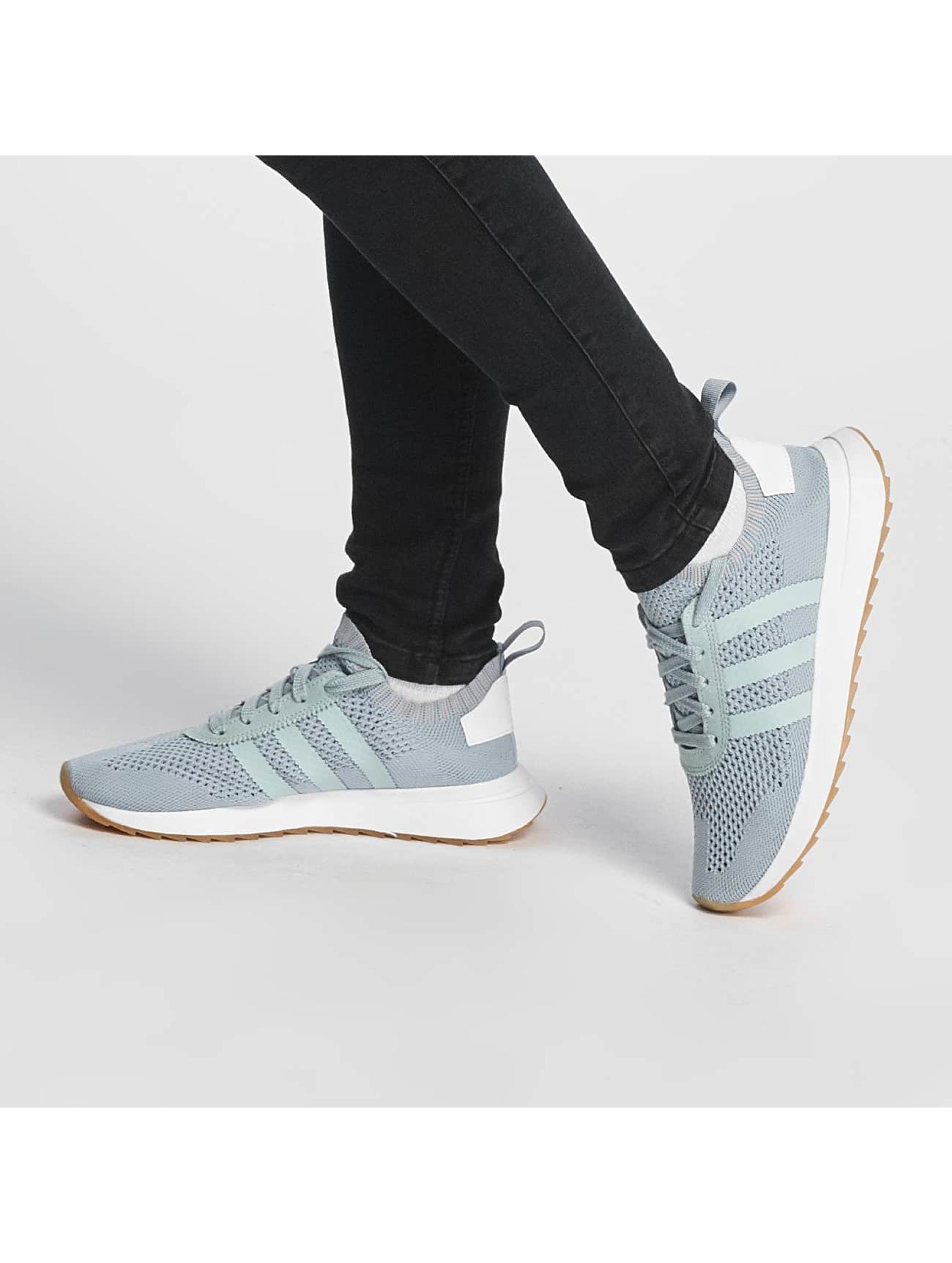 adidas originals Sneakers FLB W PK green