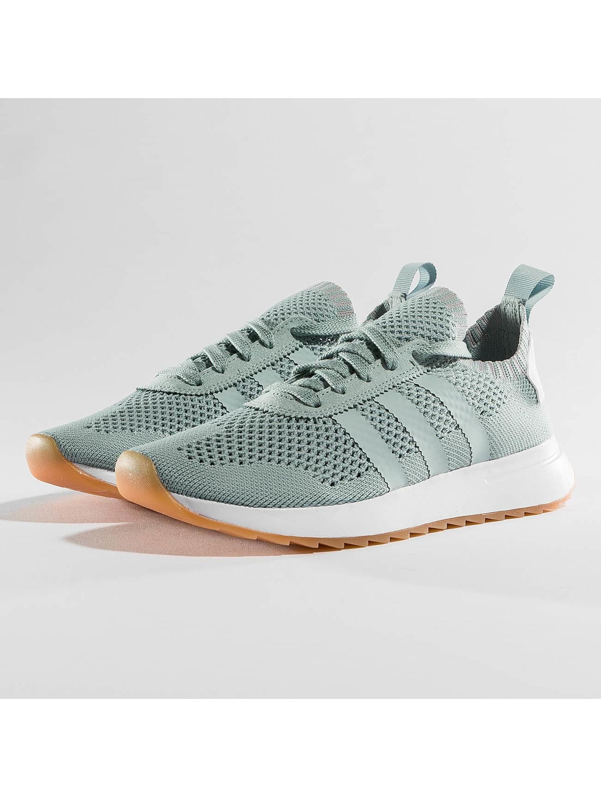 purchase cheap be178 28bce adidas originals Sneakers FLB W PK grön