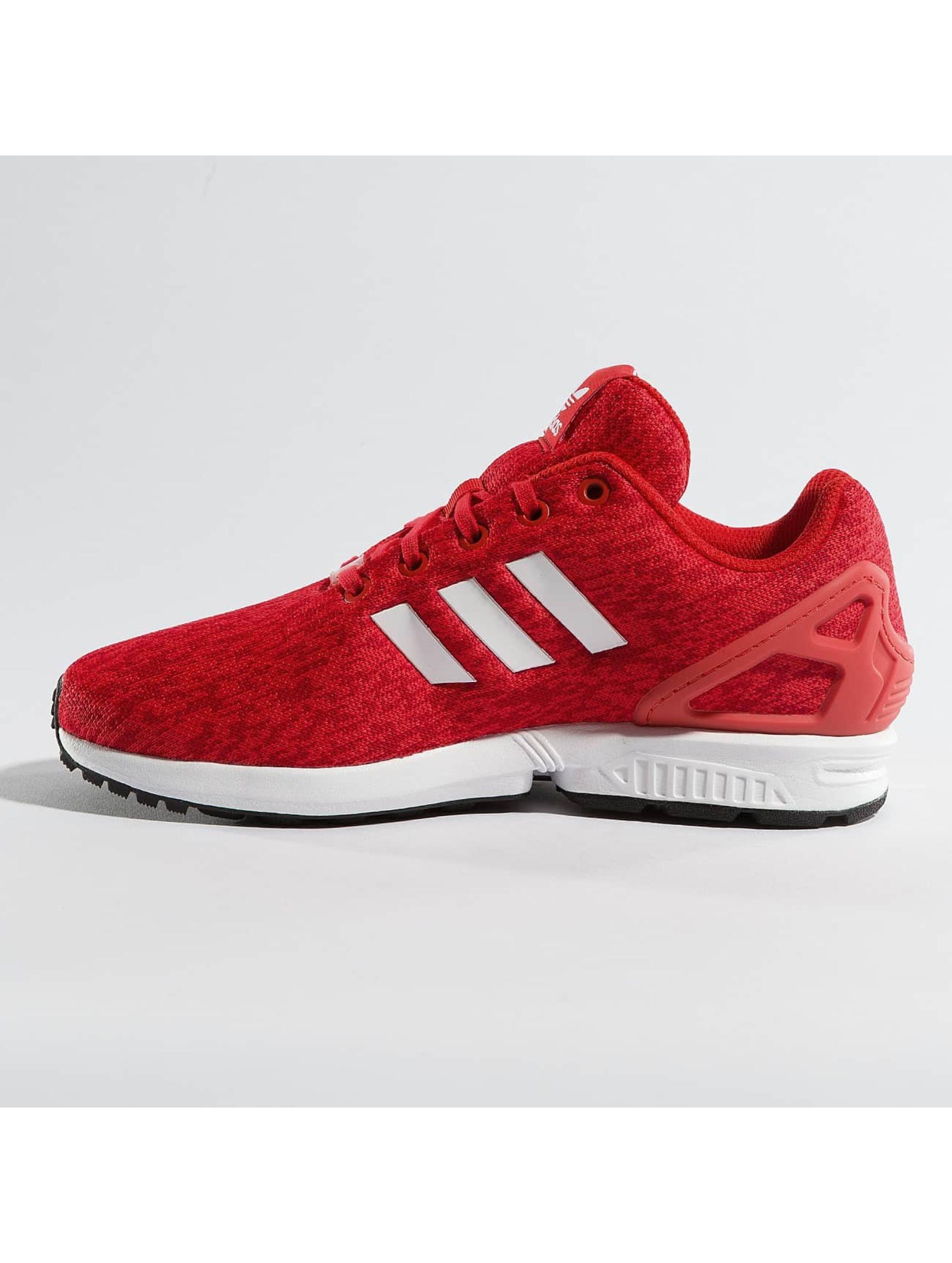 adidas originals Sneakers ZX Flux J red