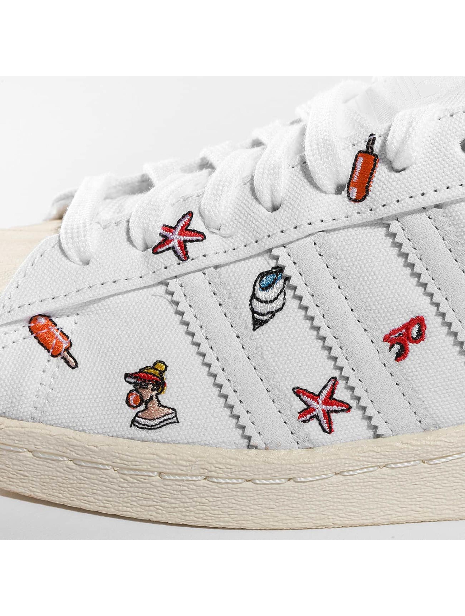 adidas originals Sneakers Superstar 80s W S white