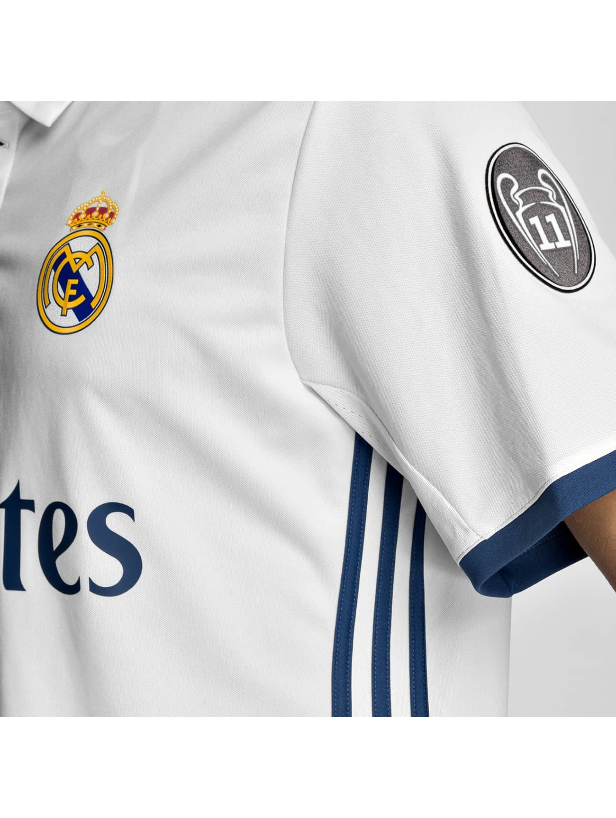 adidas originals T-Shirt Real Madrid white