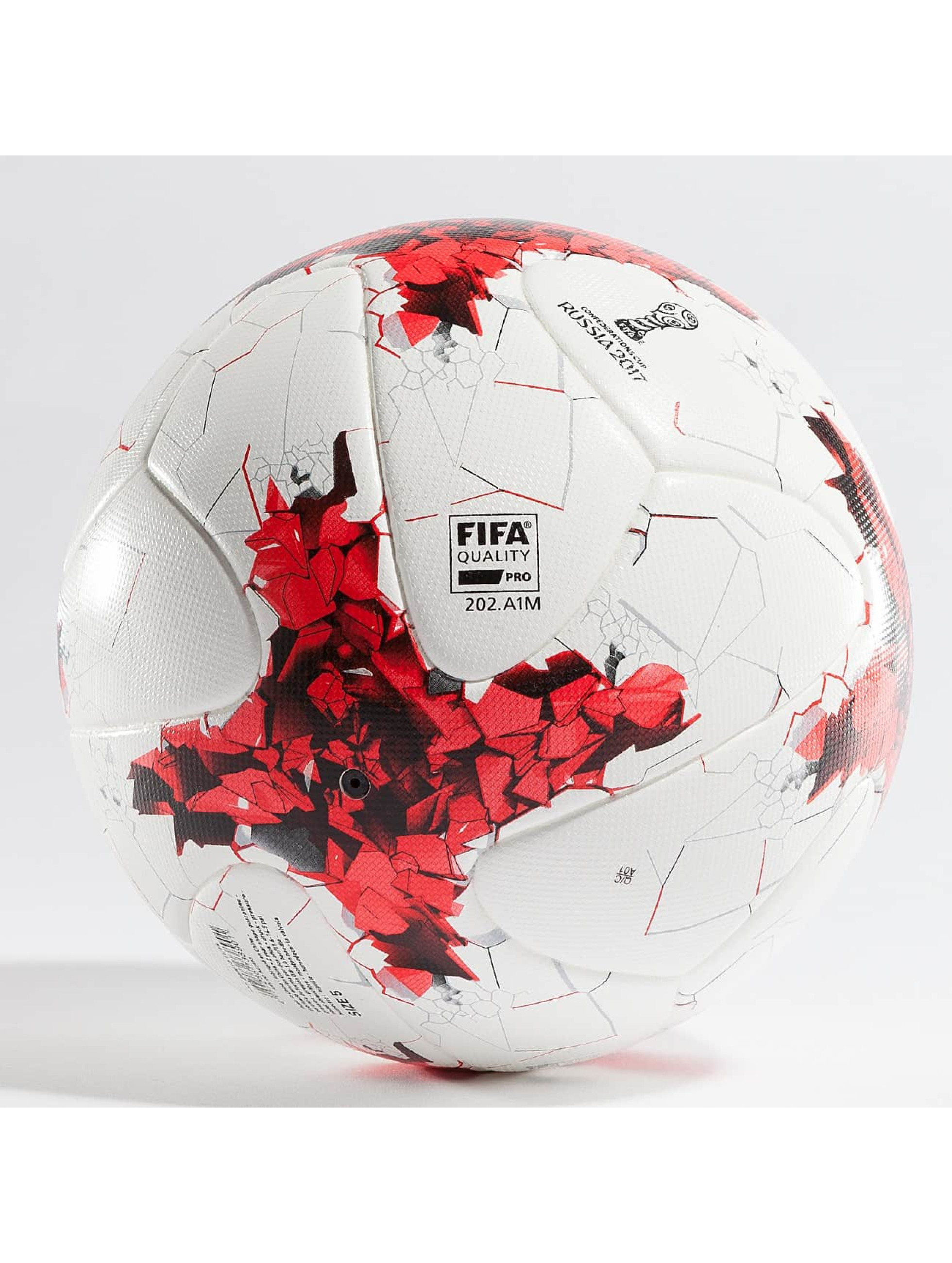 adidas Performance Ball Confederations Cup Offical Match Ball white