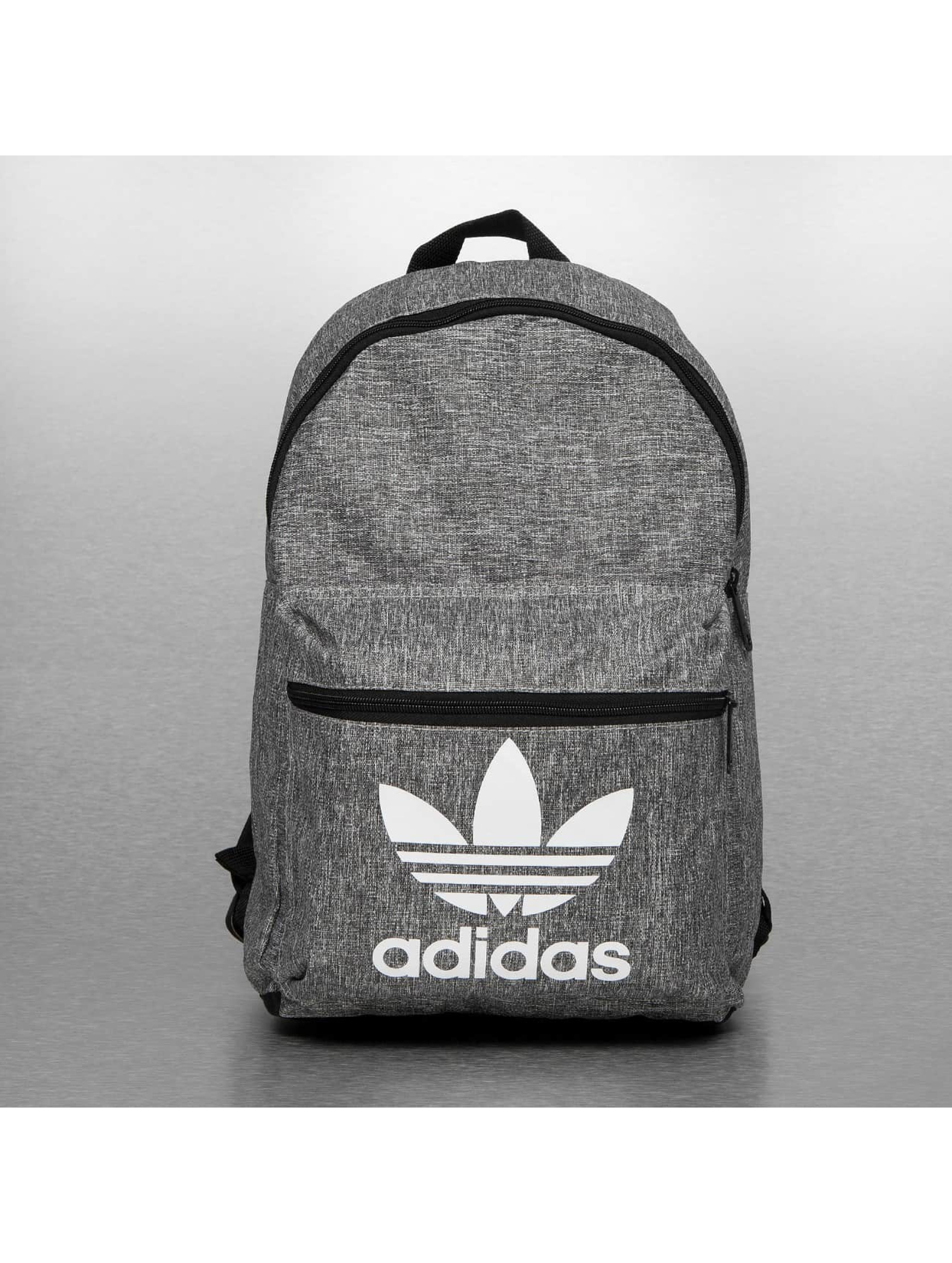 adidas rucksack classic melange in grau 261402. Black Bedroom Furniture Sets. Home Design Ideas