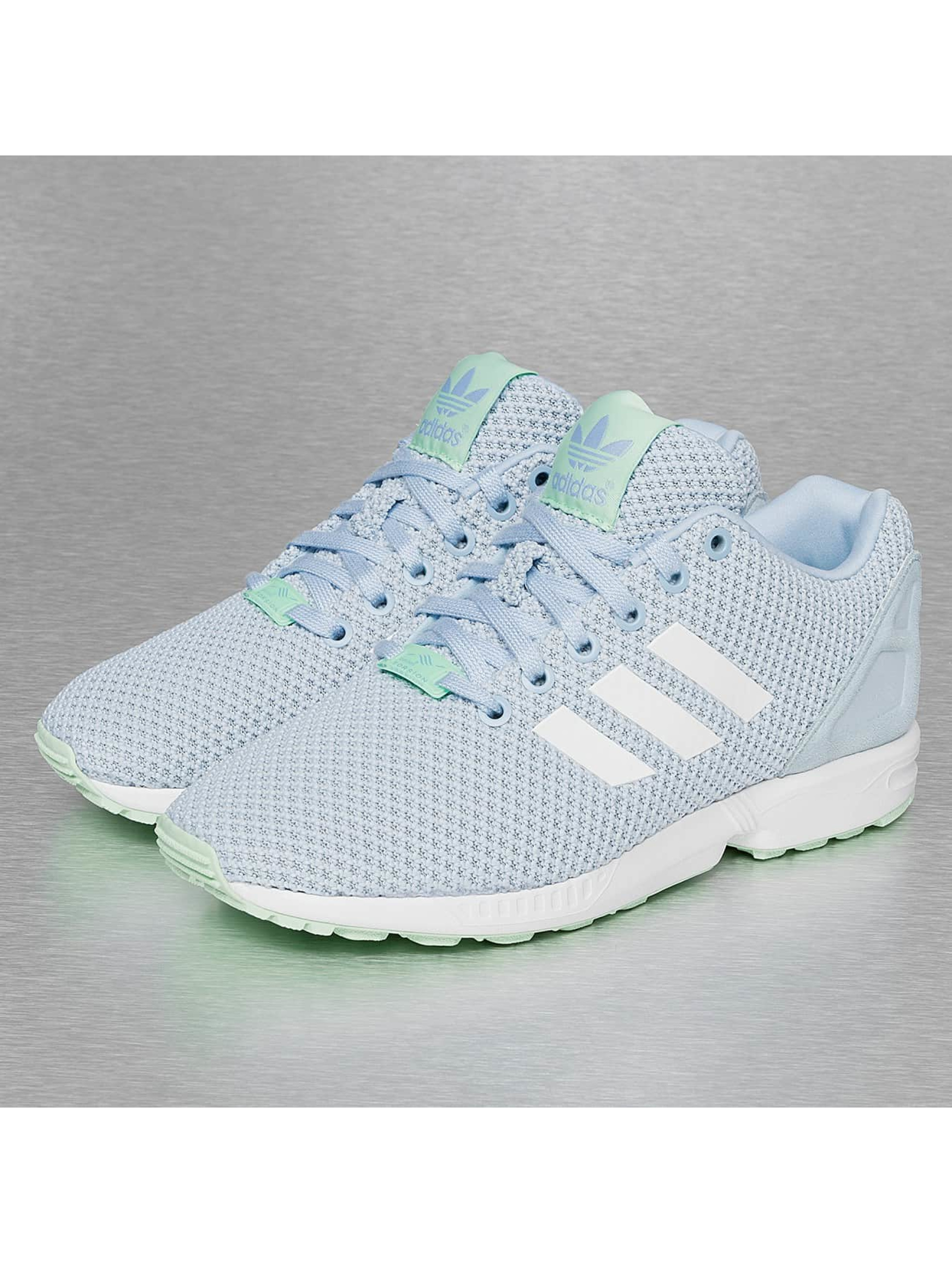 adidas sneaker zx flux in blau 221726. Black Bedroom Furniture Sets. Home Design Ideas