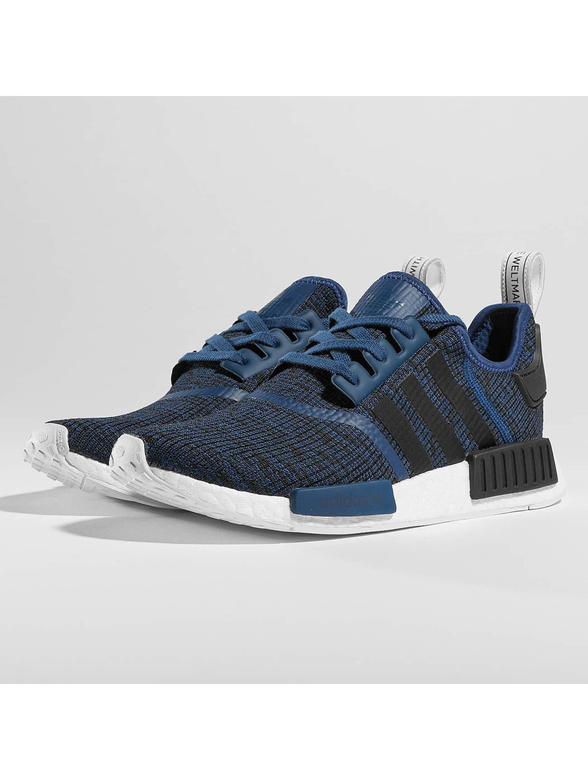 adidas sneaker nmd r1 in blau 325101. Black Bedroom Furniture Sets. Home Design Ideas