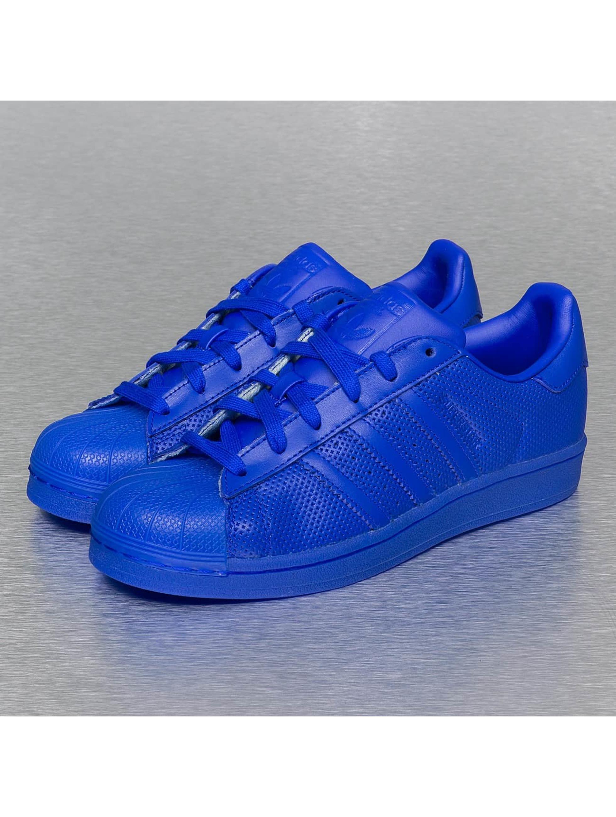 Adidas Superstar Blauw
