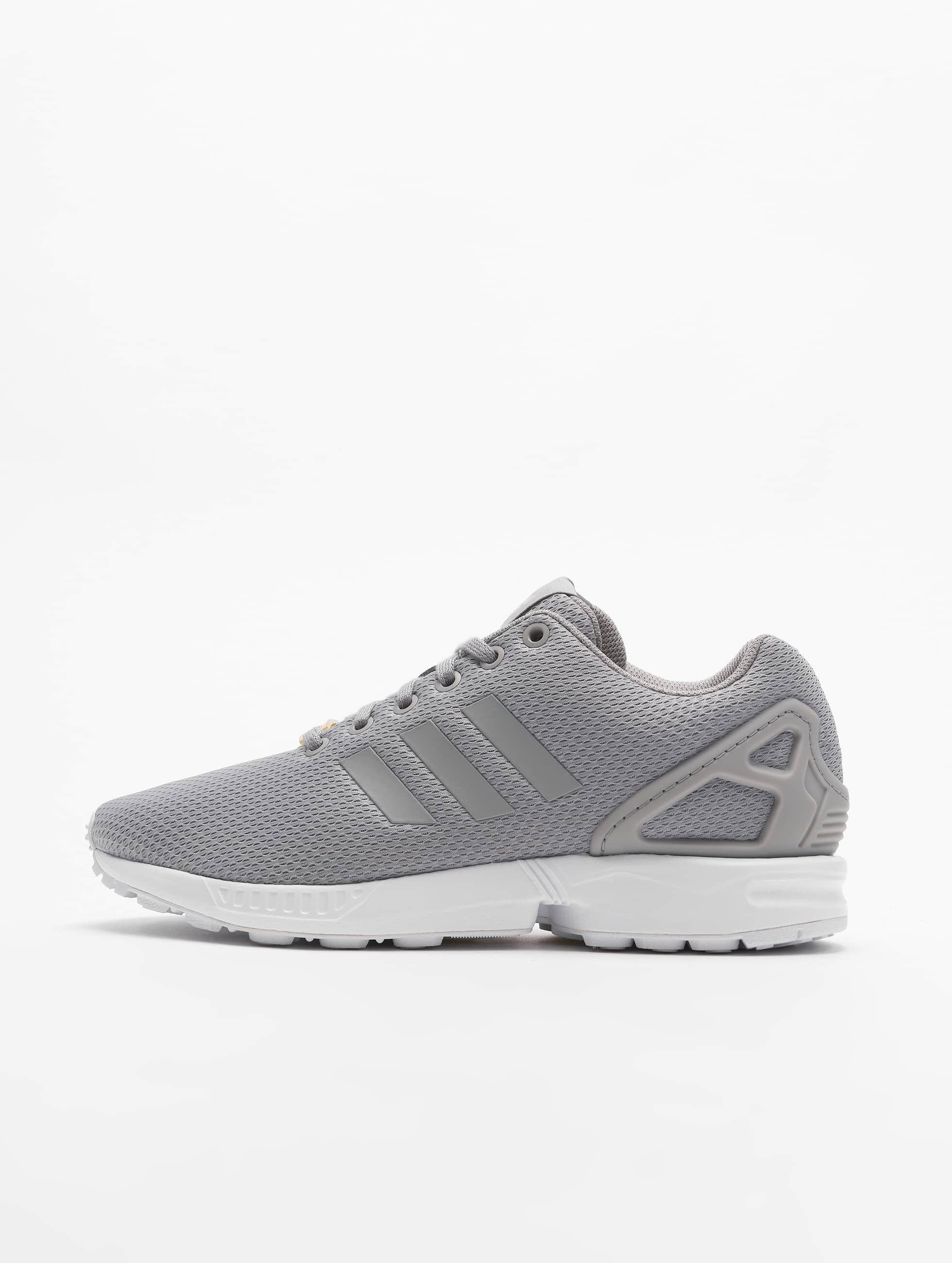 Adidas Flux Grau Weiß