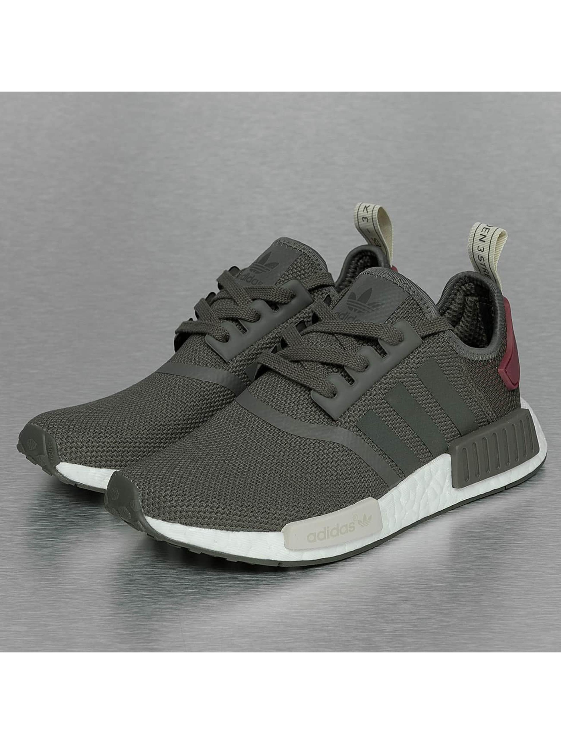 Adidas Schuhe Nmd R1 Grau
