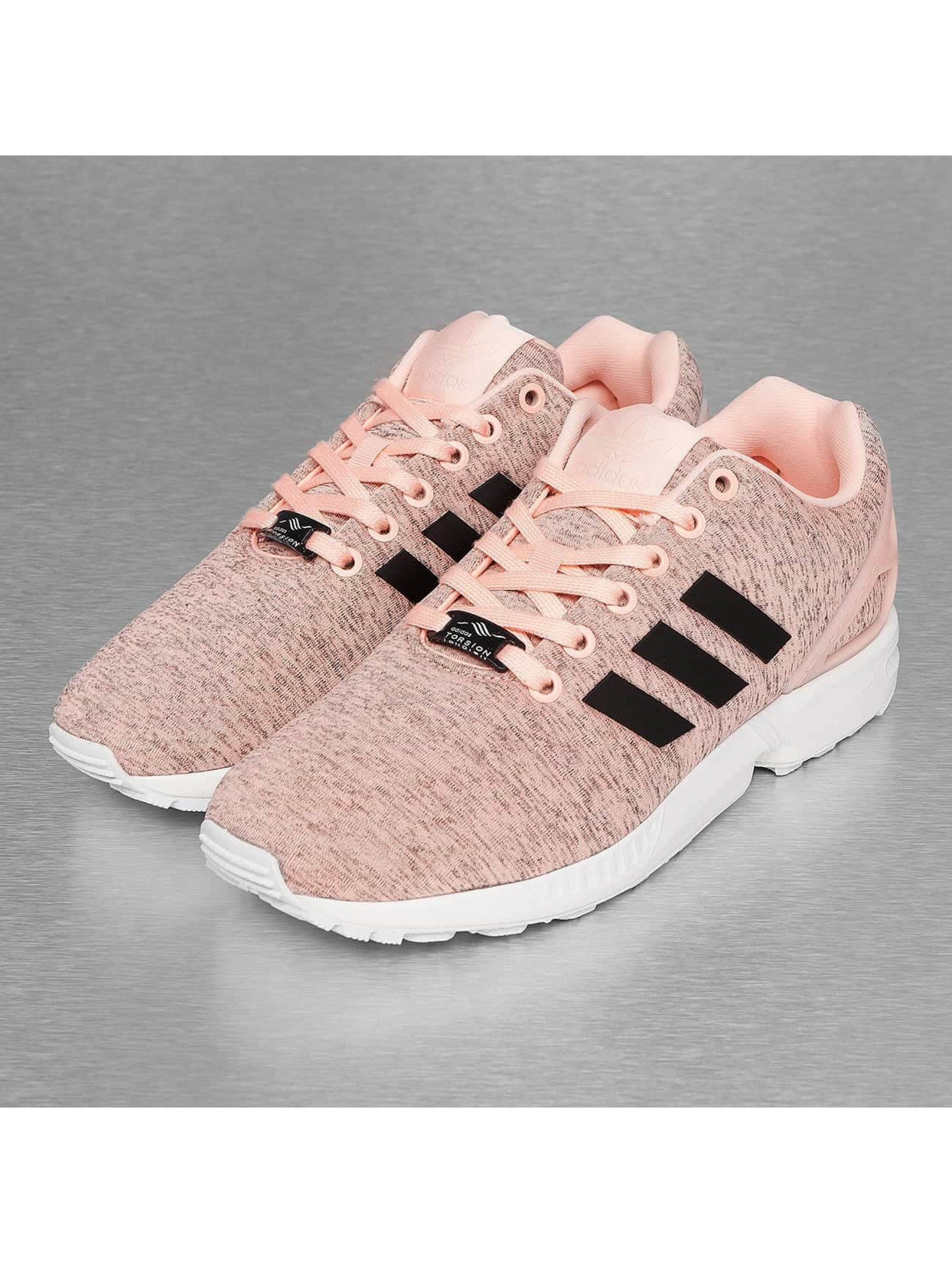 adidas sneaker zx flux w in rosa 302725. Black Bedroom Furniture Sets. Home Design Ideas
