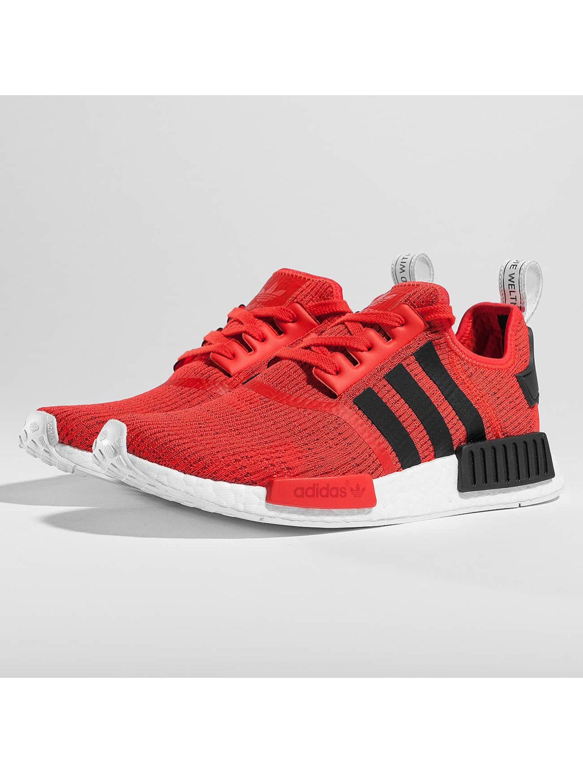 Adidas Unisex Sneaker NMDR1 In Rot 325093